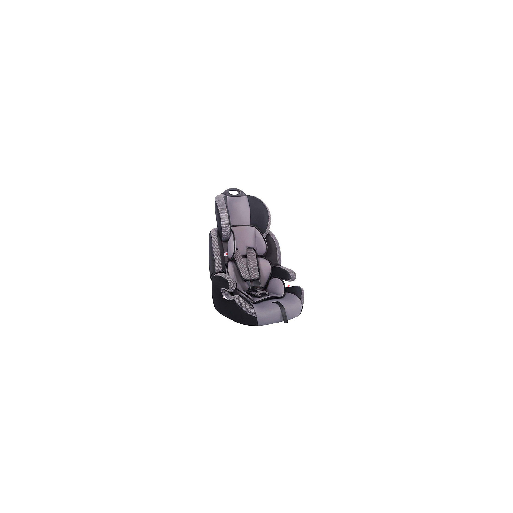 Автокресло Siger Стар, 9-36 кг, серыйГруппа 1-2-3 (От 9 до 36 кг)<br>Автокресло Стар Siger удачно сочетает в себе безопасность, удобство и качество. Его можно использовать для перевозки детей от 12 месяцев до 12 лет. Это универсальное кресло оборудовано 5-точеными ремнями безопасности, которые регулируются по глубине и высоте. Съёмный чехол изготовлен из прочного гипоаллергенного материала, который прошел специальную обработку и признан безопасным для детей.<br><br>Дополнительная информация:<br><br>- Материал: текстиль, пластик, металл.<br>- Размер: 70x60x50 см<br>- Возраст: от 12 месяцев до 12 лет<br>- Группа: 1/2/3 (9-36 кг)<br>- Вес кресла: 5.5 кг<br>- Регулировка подголовника по высоте<br>- Регулировка наклона спинки<br>- Внутренние 5-точечные ремни безопасности<br><br>Автокресло Стар, 9-36 кг., Siger, серый можно купить в нашем интернет-магазине.<br><br>Ширина мм: 600<br>Глубина мм: 500<br>Высота мм: 700<br>Вес г: 5500<br>Возраст от месяцев: 12<br>Возраст до месяцев: 144<br>Пол: Унисекс<br>Возраст: Детский<br>SKU: 4809126