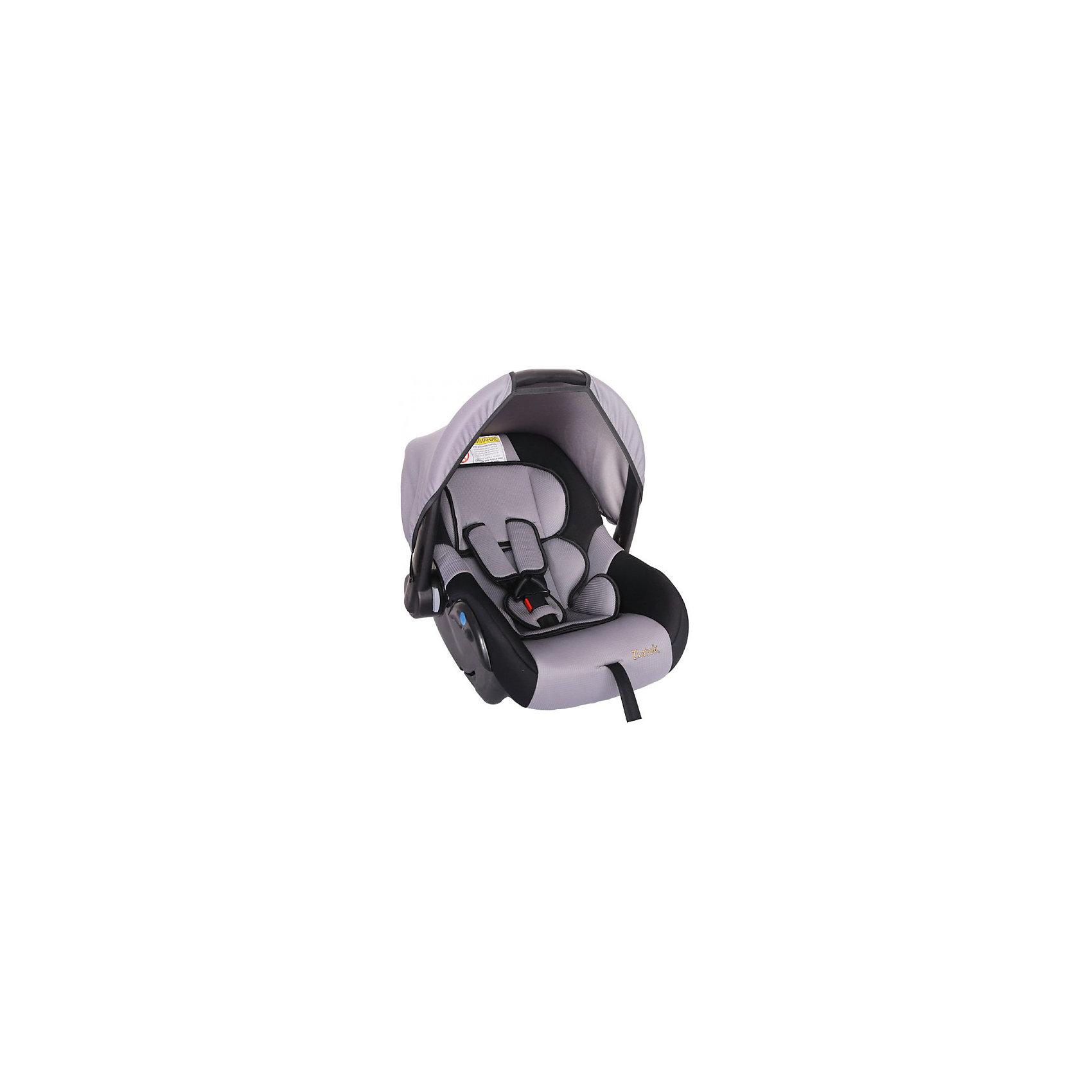 Автокресло Zlatek Colibri 0-13 кг, серыйГруппа 0+ (До 13 кг)<br>Практичное и удобное кресло Colibri Zlatek предназначено для детей от рождения до 1,5 лет, его можно использовать как автокресло, переноску, кресло-качалку и колыбель. У автокресла есть удобная ручка для переноски и съёмный капюшон, который защищает ребенка от солнца. Внутренние 3-точечные ремни оснащены мягкими наплечниками, и легко регулируются под рост ребенка.<br><br>Дополнительная информация:<br><br>- Материал: текстиль, пластик, металл.<br>- Размер: 60x37x36 см<br>- Возраст: от 0 до 18 месяцев<br>- Группа: 0+ (до 13 кг)<br>- Вес кресла: 3.7 кг<br>- Внутренние 3-точечные ремни безопасности<br><br>Автокресло Colibri 0-13 кг., Zlatek, серый можно купить в нашем интернет-магазине.<br><br>Ширина мм: 600<br>Глубина мм: 360<br>Высота мм: 370<br>Вес г: 3700<br>Возраст от месяцев: 0<br>Возраст до месяцев: 18<br>Пол: Унисекс<br>Возраст: Детский<br>SKU: 4809128