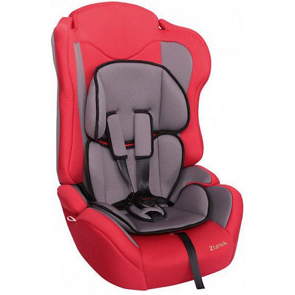 Автокресло Zlatek Atlantic 9-36 кг, красныйГруппа 1-2-3  (от 9 до 36 кг)<br>Atlantic Zlatek это универсальное кресло для детей от 1 года до 12 лет, которое по мере роста ребенка легко трансформируется в бустер. Каркас кресла выполнен из ударопрочной пластмассы, а съемный чехол сделан из гипоаллергенного материала, устойчивого к стиркам. Кресло оборудовано современными 5-точечными ремнями, регулируемыми по глубине и высоте.<br><br>Дополнительная информация:<br><br>- Материал: текстиль, пластик, металл.<br>- Размер: 68x47x41 см<br>- Возраст: от 1 года до 12 лет<br>- Группа: 1/2/3 (9-36 кг)<br>- Вес кресла: 5.3 кг<br>- Внутренние 5-точечные ремни безопасности<br>- Регулировка наклона спинки<br><br>Автокресло Atlantic 9-36 кг., Zlatek, красный можно купить в нашем интернет-магазине.<br>Ширина мм: 470; Глубина мм: 410; Высота мм: 680; Вес г: 5300; Возраст от месяцев: 12; Возраст до месяцев: 144; Пол: Унисекс; Возраст: Детский; SKU: 4809133;