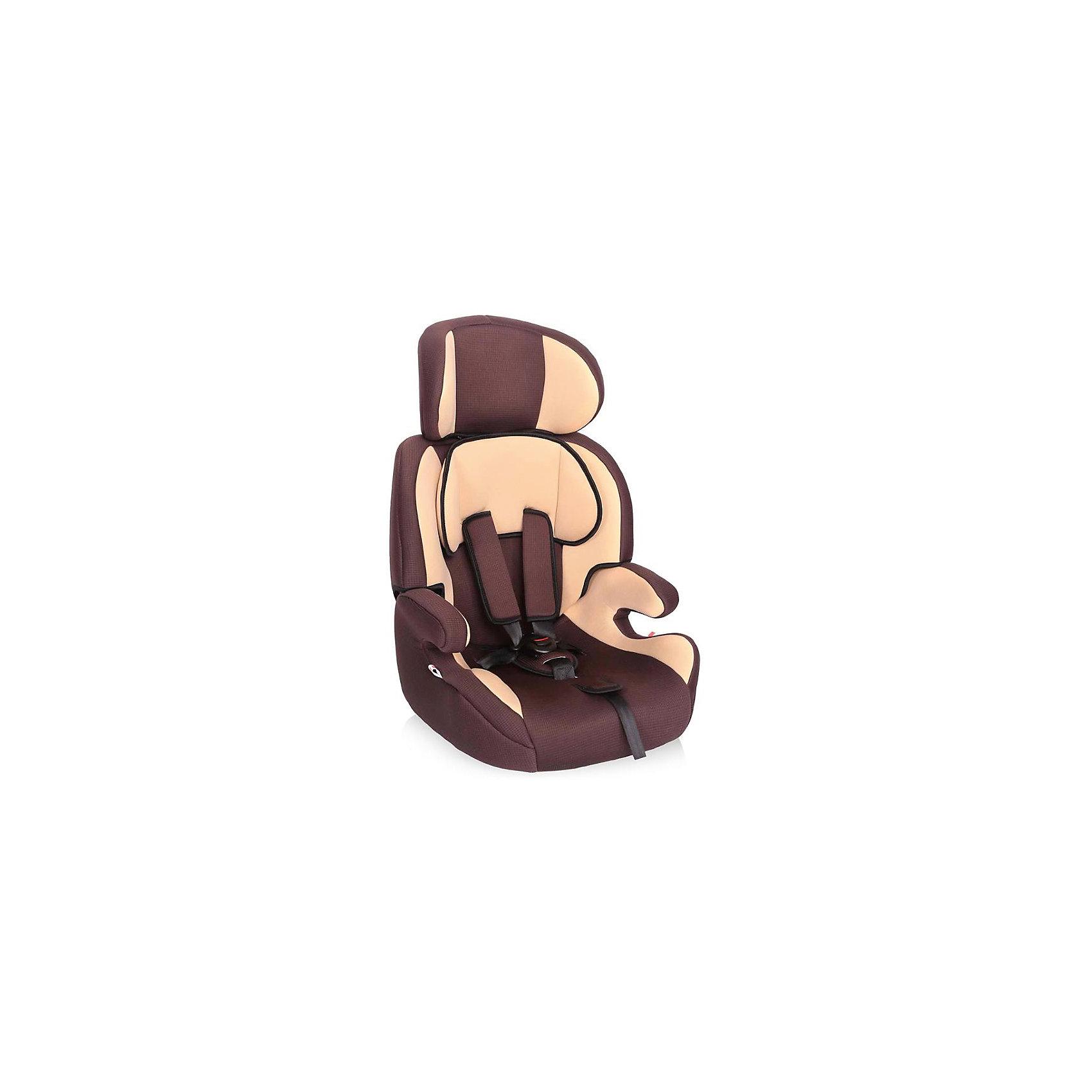 Автокресло Fregat, 9-36 кг., Zlatek, коричневыйFregat Zlatek современное автокресло, приятной расцветки, которое предназначено для детей от 12 месяцев до 12 лет. Кресло легко устанавливается в автомобиль при помощи штатных ремней безопасности по направлению движения автомобиля. Модель оснащена 5-точечными ремнями безопасности, которые регулируются под летнюю и зимнюю одежду ребенка.<br><br>Дополнительная информация:<br><br>- Материал: текстиль, пластик, металл.<br>- Размер: 66x60x50 см<br>- Возраст: от 1 года до 12 лет<br>- Группа: 1/2/3 (9-36 кг)<br>- Вес кресла: 5.5 кг<br>- Внутренние 5-точечные ремни безопасности<br>- Регулировка подголовника по высоте<br><br>Автокресло Fregat, 9-36 кг., Zlatek, коричневый можно купить в нашем интернет-магазине.<br><br>Ширина мм: 600<br>Глубина мм: 500<br>Высота мм: 660<br>Вес г: 5500<br>Возраст от месяцев: 12<br>Возраст до месяцев: 144<br>Пол: Унисекс<br>Возраст: Детский<br>SKU: 4809134
