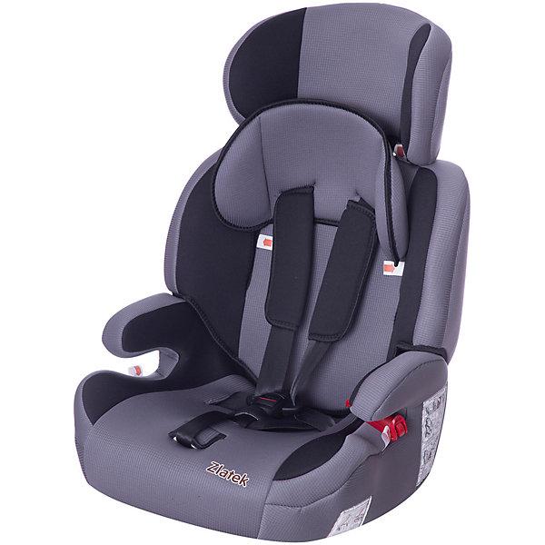 Автокресло Zlatek Fregat, 9-36 кг, серыйГруппа 1-2-3  (от 9 до 36 кг)<br>Автокресло Fregat Zlatek создано для комфортных и безопасных путешествий ребенка в возрасте от 1 года до 12 лет. В автокресле есть возможность индивидуально настроить внутренние ремни безопасности, и регулировка подголовника по высоте. Внешние чехлы выполнены из устойчивого материала, при необходимости они легко снимаются для чистки или стирки.<br><br>Дополнительная информация:<br><br>- Материал: текстиль, пластик, металл.<br>- Размер: 66x60x50 см<br>- Возраст: от 1 года до 12 лет<br>- Группа: 1/2/3 (9-36 кг)<br>- Вес кресла: 5.5 кг<br>- Внутренние 5-точечные ремни безопасности<br>- Регулировка подголовника по высоте<br><br>Автокресло Fregat, 9-36 кг., Zlatek, серый можно купить в нашем интернет-магазине.<br>Ширина мм: 600; Глубина мм: 500; Высота мм: 660; Вес г: 5500; Возраст от месяцев: 12; Возраст до месяцев: 144; Пол: Унисекс; Возраст: Детский; SKU: 4809136;