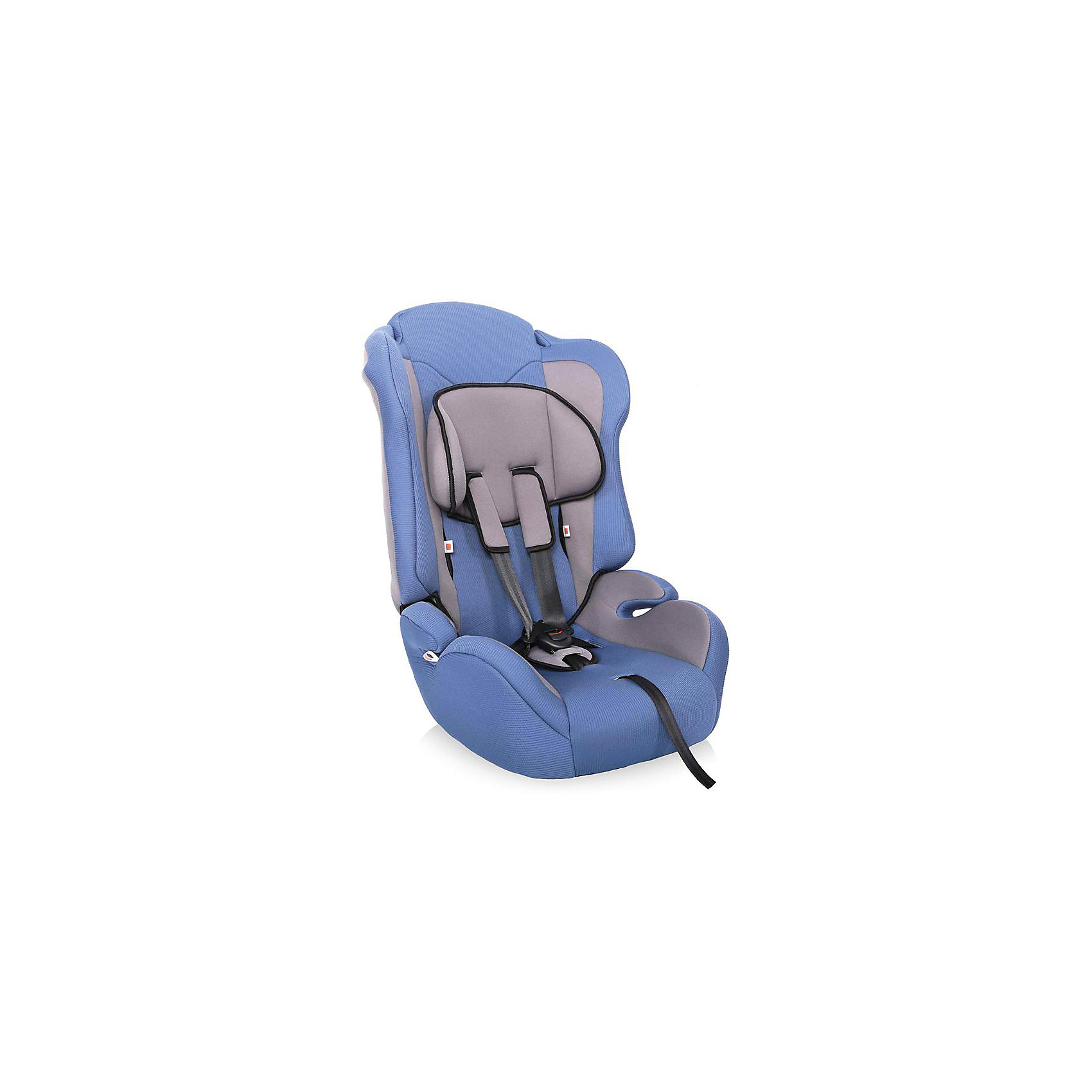 Zlatek Автокресло Atlantic 9-36 кг., Zlatek, синий автокресло zlatek atlantic lux серый 1 12 лет 9 36 кг группа 1 2 3