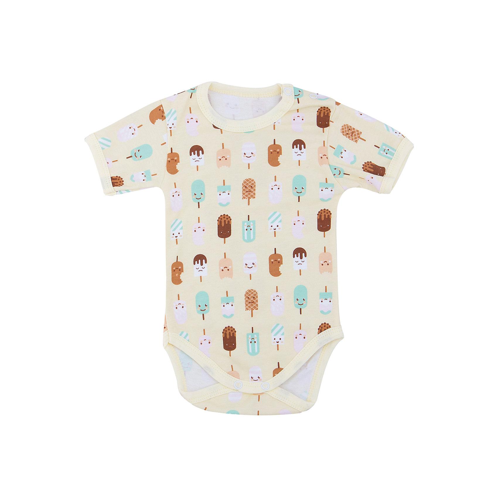 Боди для девочки Веселый малышВ заботе о ребенке важно всё! Одежда для малышей должна быть удобной и качественной - это один из необходимых факторов для правильного развития и хорошего самочувствия ребенка.<br>Это боди отличается высоким качеством швов, окантовкой краёв изделия, что позволяет ему хорошо фиксироваться на теле малыша, не сползать и не натирать. Застежки - удобные кнопки, которые не мешают ребенку. Материал - интерлок. Это плотная ткань из натурального хлопка, гладкая, приятная на ощупь, дышащая и гипоаллергенная. Расцветка изделия позволяет легко комбинировать его с различной одеждой. <br><br>Дополнительная информация:<br><br>материал: 100% хлопок интерлок;<br>застежки: кнопки;<br>короткий рукав.<br><br>Боди от бренда Веселый малыш можно купить в нашем магазине.<br><br>Ширина мм: 157<br>Глубина мм: 13<br>Высота мм: 119<br>Вес г: 200<br>Цвет: желтый<br>Возраст от месяцев: 2<br>Возраст до месяцев: 5<br>Пол: Женский<br>Возраст: Детский<br>Размер: 62,80,68<br>SKU: 4810174