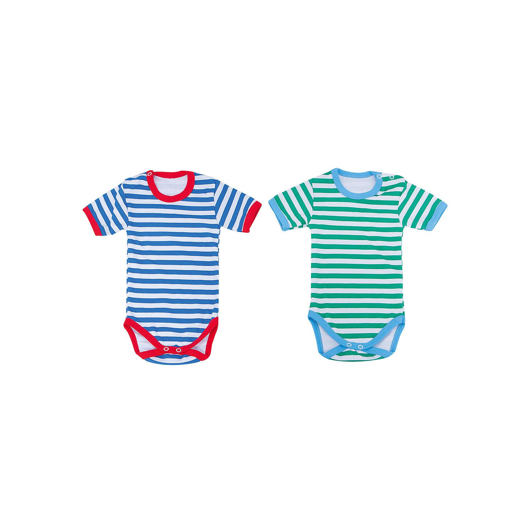 Боди для мальчика, 2 шт. Веселый малышВ заботе о ребенке важно всё! Одежда для малышей должна быть удобной и качественной - это один из необходимых факторов для правильного развития и хорошего самочувствия ребенка.<br>Эти боди отличаются высоким качеством швов, окантовкой краёв изделия, что позволяет им хорошо фиксироваться на теле малыша, не сползать и не натирать. Застежки - удобные кнопки, которые не мешают ребенку. Материал - интерлок. Это плотная ткань из натурального хлопка, гладкая, приятная на ощупь, дышащая и гипоаллергенная. Расцветка изделий позволяет легко комбинировать их с различной одеждой. В наборе - два боди разных цветов.<br><br>Дополнительная информация:<br><br>материал: 100% хлопок интерлок;<br>застежки: кнопки;<br>короткий рукав;<br>комплектация: 2 боди.<br><br>Комплект боди от бренда Веселый малыш можно купить в нашем магазине.<br><br>Ширина мм: 157<br>Глубина мм: 13<br>Высота мм: 119<br>Вес г: 200<br>Цвет: зеленый<br>Возраст от месяцев: 3<br>Возраст до месяцев: 6<br>Пол: Мужской<br>Возраст: Детский<br>Размер: 68,62,80,74<br>SKU: 4810205