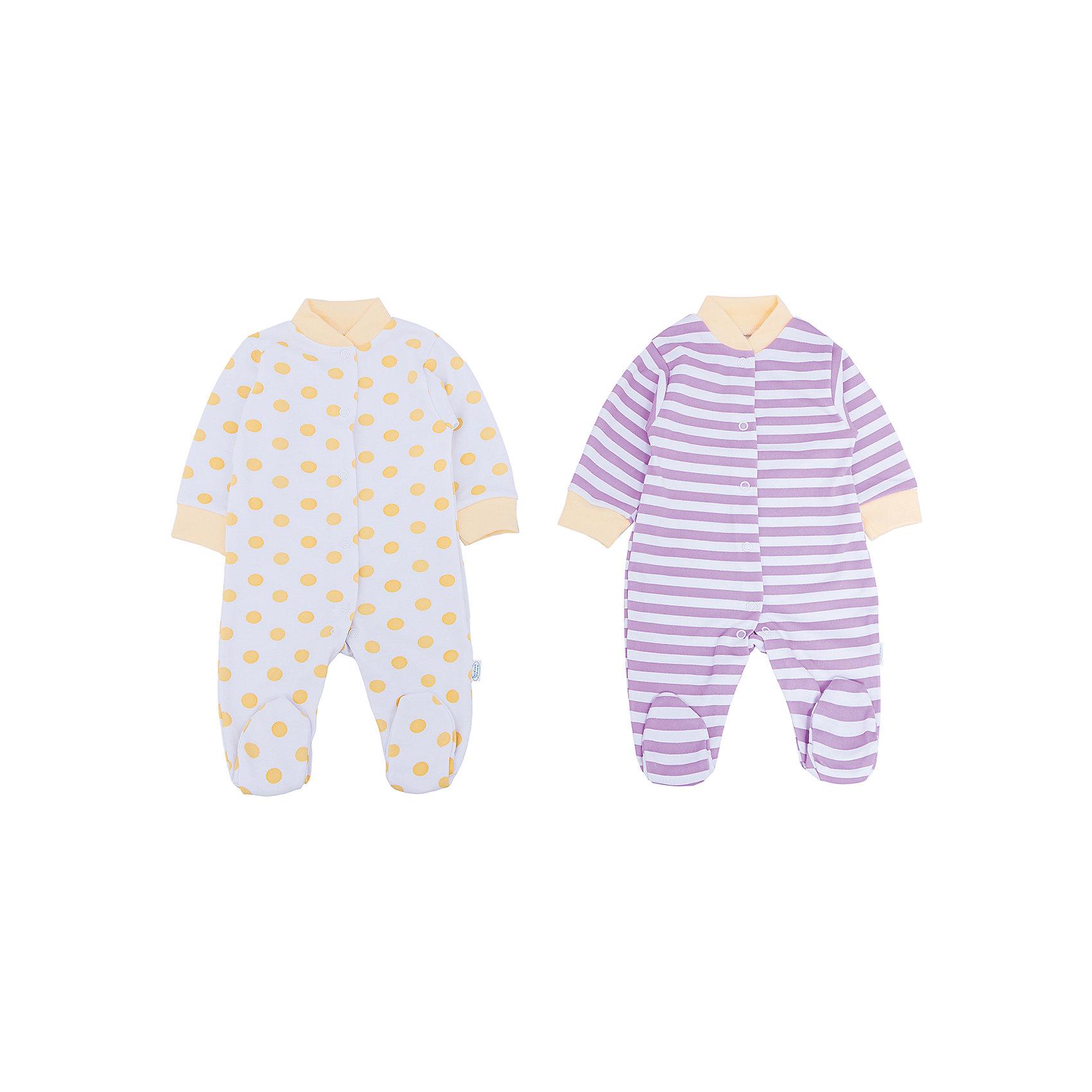 Комбинезон для девочки, 2 шт. Веселый малышКомбинезоны<br>В заботе о ребенке важно всё! Одежда для малышей должна быть удобной и качественной - это один из необходимых факторов для правильного развития и хорошего самочувствия ребенка.<br>Эти комбинезоны отличаются высоким качеством швов, продуманным кроем, что позволяет им хорошо фиксироваться на теле малыша, не сползать и не натирать. Застежки - удобные кнопки, которые не мешают ребенку. Материал - интерлок. Это плотная ткань из натурального хлопка, гладкая, приятная на ощупь, дышащая и гипоаллергенная. Расцветка изделий позволяет легко комбинировать их с различной одеждой. В наборе - два комбинезона разных цветов.<br><br>Дополнительная информация:<br><br>материал: 100% хлопок интерлок;<br>застежки: кнопки;<br>длинный рукав;<br>комплектация: 2 комбинезона.<br><br>Комплект комбинезонов от бренда Веселый малыш можно купить в нашем магазине.<br><br>Ширина мм: 157<br>Глубина мм: 13<br>Высота мм: 119<br>Вес г: 200<br>Цвет: желтый<br>Возраст от месяцев: 2<br>Возраст до месяцев: 5<br>Пол: Женский<br>Возраст: Детский<br>Размер: 62,56,74,80,68<br>SKU: 4810244