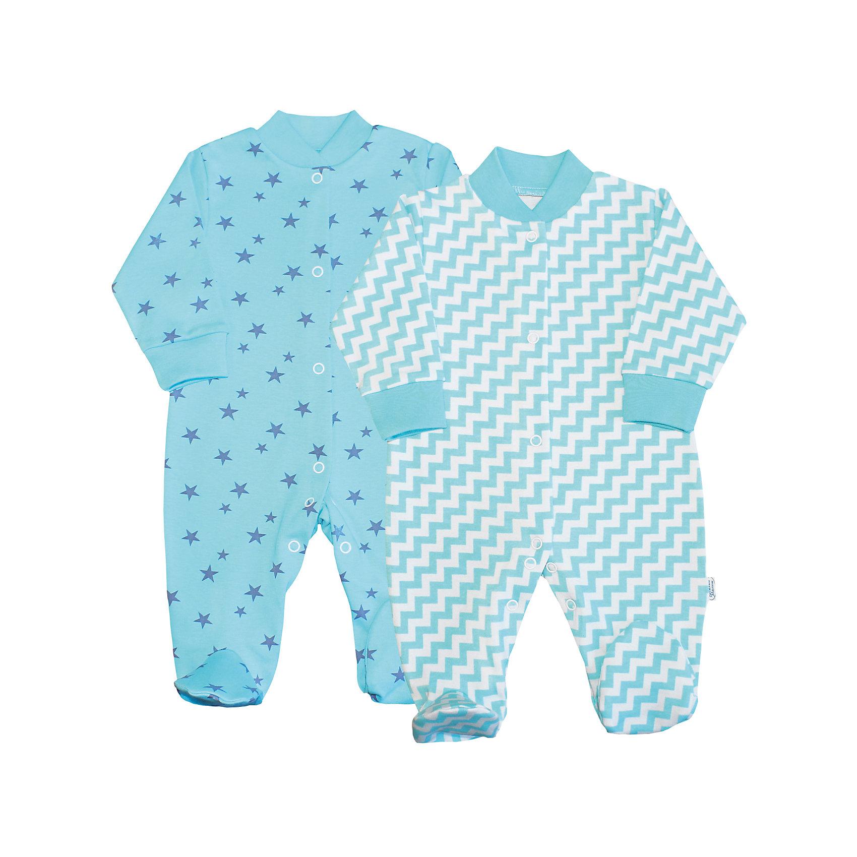 Комбинезон для мальчика, 2 шт. Веселый малышКомбинезоны<br>Одежда для малышей должна быть удобной и качественной - это один из необходимых факторов для правильного развития и хорошего самочувствия ребенка.<br>Эти комбинезоны отличаются высоким качеством швов, продуманным кроем, что позволяет им хорошо фиксироваться на теле малыша, не сползать и не натирать. Застежки - удобные кнопки, которые не мешают ребенку. Материал - интерлок. Это плотная ткань из натурального хлопка, гладкая, приятная на ощупь, дышащая и гипоаллергенная. Расцветка изделий позволяет легко комбинировать их с различной одеждой. В наборе - два комбинезона разных цветов.<br><br>Дополнительная информация:<br><br>материал: 100% хлопок интерлок;<br>застежки: кнопки;<br>длинный рукав;<br>комплектация: 2 комбинезона.<br><br>Комплект комбинезонов от бренда Веселый малыш можно купить в нашем магазине.<br><br>Ширина мм: 157<br>Глубина мм: 13<br>Высота мм: 119<br>Вес г: 200<br>Цвет: бирюзовый<br>Возраст от месяцев: 6<br>Возраст до месяцев: 9<br>Пол: Мужской<br>Возраст: Детский<br>Размер: 74,68,62,56,80<br>SKU: 4810256