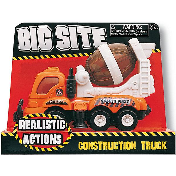 Бетомешалка, KeenwayМашинки<br>Бетономешалка Keenway - отличный подарок ребенку. Это красочная игрушка  с отличной детализацией, которая обязательно понравится малышу. Она выполнена в виде яркой машинки, так похожей на настоящую. <br>Игрушка по габаритам идеально подходит для маленьких ручек малыша. Весит совсем немного. Такие игрушки помогают развить мелкую моторику, логическое мышление и воображение ребенка. Эта игрушка выполнена из высококачественного прочного пластика, безопасного для детей.<br>  <br>Дополнительная информация:<br><br>цвет: разноцветный;<br>материал: пластик;<br>размер: 145x115x55 мм;<br>вес: 260 г.<br><br>Бетономешалку от компании Keenway можно купить в нашем магазине.<br><br>Ширина мм: 101<br>Глубина мм: 101<br>Высота мм: 158<br>Вес г: 270<br>Возраст от месяцев: 36<br>Возраст до месяцев: 120<br>Пол: Мужской<br>Возраст: Детский<br>SKU: 4810956