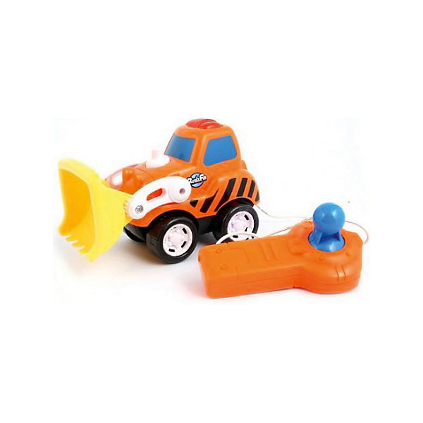 Бульдозер, со светом, р/у, KeenwayРадиоуправляемые машины<br>Бульдозер со светом и управлением от Keenway - отличный подарок ребенку. Это красочная игрушка, которая обязательно понравится малышу. Она выполнена в виде яркой машинки, так похожей на настоящую. Управлять машиной можно при помощи пульта, соединенного с ней проводом (длина провода - 85 см). На игрушке также загорается свет!<br>Игрушка по габаритам идеально подходит для маленьких ручек малыша. Весит совсем немного. Такие игрушки помогают развить мелкую моторику, логическое мышление и воображение ребенка. Эта игрушка выполнена из высококачественного прочного пластика, безопасного для детей.<br>  <br>Дополнительная информация:<br><br>цвет: разноцветный;<br>материал: пластик;<br>размер упаковки: 29 х 10.8 х 15.3  см;<br>батарейки: 2ХхАА, в комплекте;<br>вес: 580 г.<br><br>Бульдозер, со светом, р/у, от компании Keenway можно купить в нашем магазине.<br><br>Ширина мм: 88<br>Глубина мм: 381<br>Высота мм: 203<br>Вес г: 580<br>Возраст от месяцев: 36<br>Возраст до месяцев: 120<br>Пол: Мужской<br>Возраст: Детский<br>SKU: 4810964