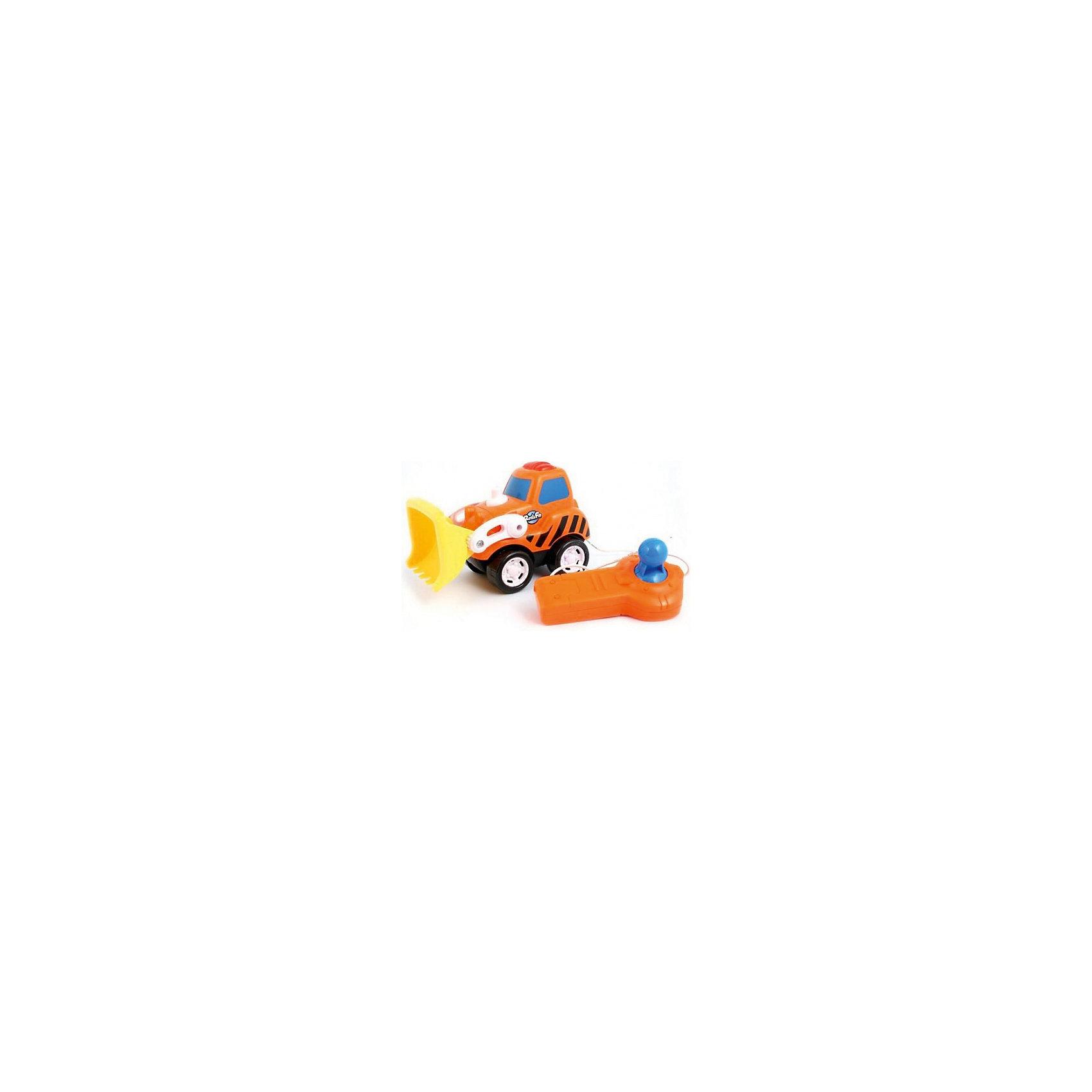 Бульдозер, со светом, р/у, KeenwayМашинки<br>Бульдозер со светом и управлением от Keenway - отличный подарок ребенку. Это красочная игрушка, которая обязательно понравится малышу. Она выполнена в виде яркой машинки, так похожей на настоящую. Управлять машиной можно при помощи пульта, соединенного с ней проводом (длина провода - 85 см). На игрушке также загорается свет!<br>Игрушка по габаритам идеально подходит для маленьких ручек малыша. Весит совсем немного. Такие игрушки помогают развить мелкую моторику, логическое мышление и воображение ребенка. Эта игрушка выполнена из высококачественного прочного пластика, безопасного для детей.<br>  <br>Дополнительная информация:<br><br>цвет: разноцветный;<br>материал: пластик;<br>размер упаковки: 29 х 10.8 х 15.3  см;<br>батарейки: 2ХхАА, в комплекте;<br>вес: 580 г.<br><br>Бульдозер, со светом, р/у, от компании Keenway можно купить в нашем магазине.<br><br>Ширина мм: 88<br>Глубина мм: 381<br>Высота мм: 203<br>Вес г: 580<br>Возраст от месяцев: 36<br>Возраст до месяцев: 120<br>Пол: Мужской<br>Возраст: Детский<br>SKU: 4810964