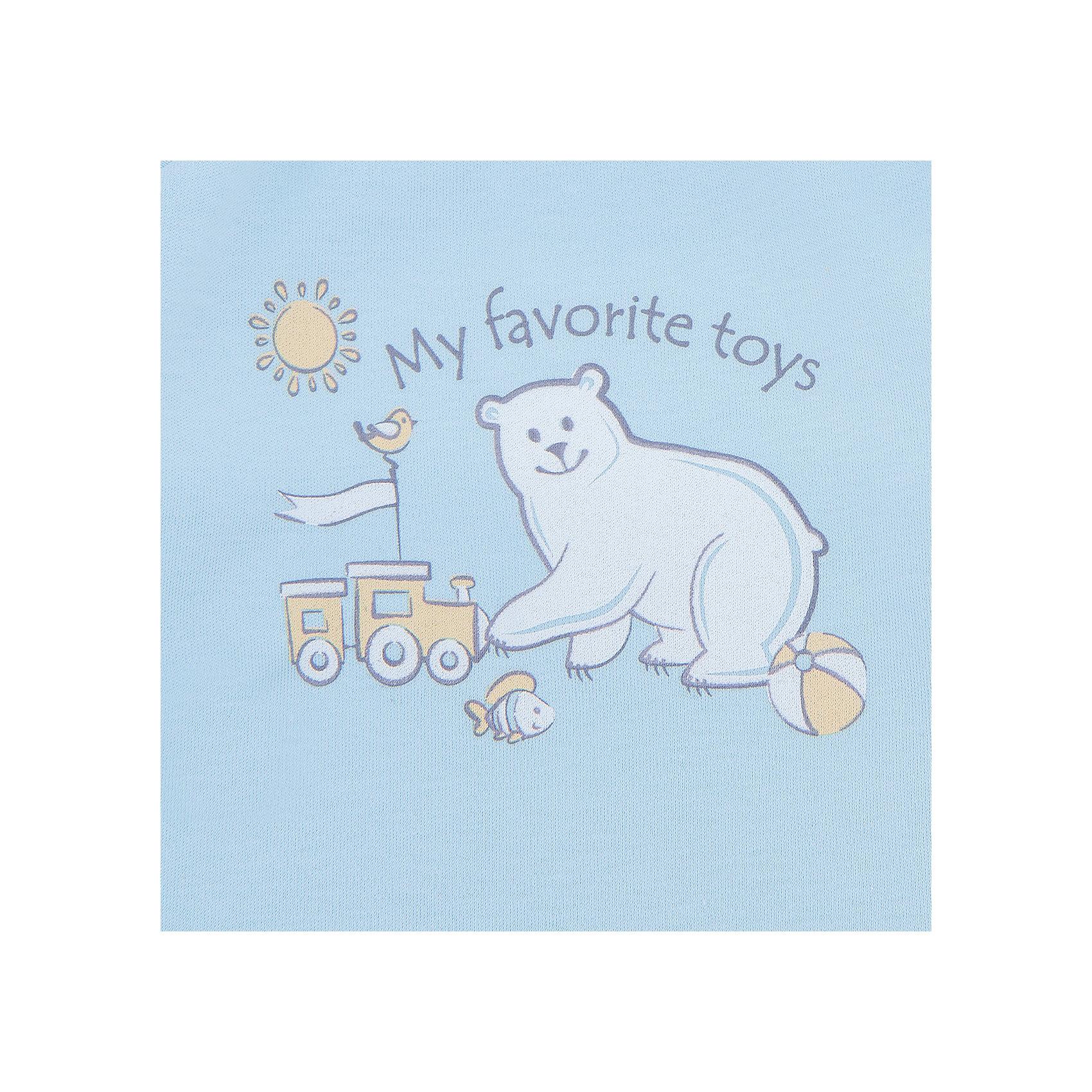 Пижама для мальчика Веселый малыш от myToys