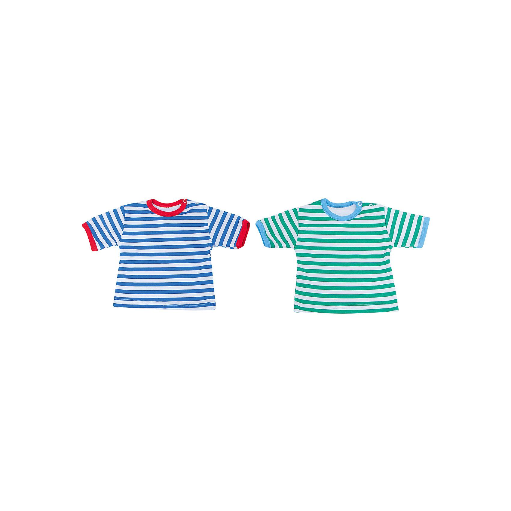 Футболка для мальчика, 2 шт. Веселый малышФутболки, топы<br>Выбирая одежду для ребенка, отвественные родители обращают внимение на множество деталей. Одежда для малышей должна быть удобной и качественной - это один из необходимых факторов для правильного развития и хорошего самочувствия ребенка.<br>Эти футболки отличаются высоким качеством швов, окантовкой краёв, что позволяет им хорошо фиксироваться на теле малыша, не сползать и не натирать. Застежки - удобные кнопки, которые не мешают ребенку. Материал - интерлок. Это плотная ткань из натурального хлопка, гладкая, приятная на ощупь, дышащая и гипоаллергенная. Расцветка изделий позволяет легко комбинировать их с различной одеждой. В наборе - две футболки разных цветов.<br><br>Дополнительная информация:<br><br>материал: 100% хлопок интерлок;<br>застежки: кнопки;<br>короткий рукав;<br>комплектация: 2 футболки.<br><br>Комплект футболок от бренда Веселый малыш можно купить в нашем магазине.<br><br>Ширина мм: 157<br>Глубина мм: 13<br>Высота мм: 119<br>Вес г: 200<br>Цвет: зеленый<br>Возраст от месяцев: 3<br>Возраст до месяцев: 6<br>Пол: Мужской<br>Возраст: Детский<br>Размер: 68,86,80,74<br>SKU: 4811034