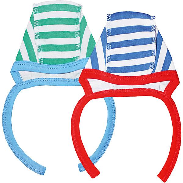 Чепчик для мальчика, 2 шт. Веселый малышШапочки<br>Малыши нуждаются в особом уходе и заботе. Одежда для малышей должна быть удобной и качественной - это один из необходимых факторов для правильного развития и хорошего самочувствия ребенка.<br>Эти чепчики отличаются высоким качеством швов, продуманным кроем, что позволяет им хорошо фиксироваться на голове малыша, не сползать и не натирать.  Материал - интерлок. Это плотная ткань из натурального хлопка, гладкая, приятная на ощупь, дышащая и гипоаллергенная. Расцветка изделий позволяет легко комбинировать их с различной одеждой. В наборе - два чепчика разных расцветок.<br><br>Дополнительная информация:<br><br>материал: 100% хлопок интерлок;<br>завязки;<br>комплектация: 2 чепчика.<br><br>Комплект чепчиков от бренда Веселый малыш можно купить в нашем магазине.<br><br>Ширина мм: 157<br>Глубина мм: 13<br>Высота мм: 119<br>Вес г: 200<br>Цвет: зеленый<br>Возраст от месяцев: 9<br>Возраст до месяцев: 12<br>Пол: Мужской<br>Возраст: Детский<br>Размер: 48,44,52,40<br>SKU: 4811074