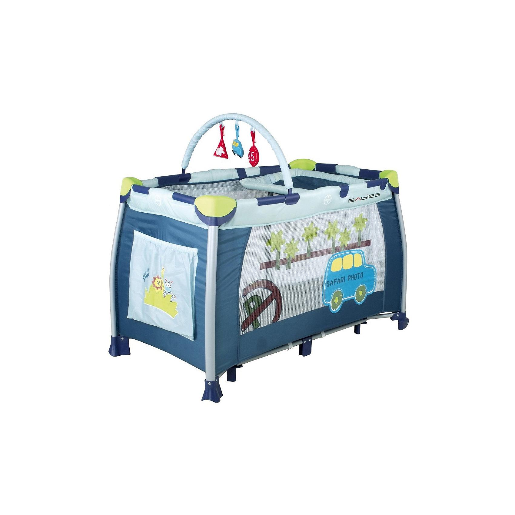 Babies Манеж-кровать P-1 B, Babies