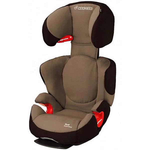 Автокресло Maxi-Cosi Rodi Air, 15-36 кг, Maxi Cosi, Earth brownГруппа 2-3  (от 15 до 36 кг)<br>Автокресло Rodi Air прекрасно подходит для путешествий с уже подросшими детьми. Кресло монтируется в автомобиле при помощи ремней безопасности. Уникальная технология AirProtect смягчает действие удара, защищая голову и шею ребенка. Кресло имеет удобный подголовник, регулируемый в 8 положениях и 2 режима наклона спинки для приятных и комфортных путешествий. Воздушная подушка, встроенная в подголовник, делает эту модель еще более комфортной и безопасной.Чехол выполнен из стойкого к загрязнениям, прочного и приятного на ощупь материала, быстро и удобно снимается, его можно стирать в режиме деликатной стирки.<br><br>Дополнительная информация:<br><br>- Материал: текстиль, пластик, металл.<br>- Размер: 68 x 47 x 42 см.<br>- Крепления: ремнем автомобиля.<br>- Ребенок пристегивается автомобильным ремнем.<br>- Ремень безопасности удерживается практичными крючками.<br>- Вес: 4,9 кг.<br>- Технология AirProtect.<br>- Дополнительная защита от боковых ударов.<br>- Соответствует требованиям ECE-R44/04<br>- Группа 2/3 (15-36 кг; от 3,5 до 12 лет).<br>- Устанавливается по ходу движения.<br>- Регулировка наклона спинки (в 2 положениях).<br>- Регулируемый подголовник (в 8 положениях)<br>- Съемные чехлы (можно стирать в деликатном режиме).<br><br>Автокресло Rodi Air (Роди Эйр), 15-36 кг., Maxi Cosi (Макси Кози), Earth brown, можно купить в нашем магазине.<br><br>Ширина мм: 490<br>Глубина мм: 635<br>Высота мм: 510<br>Вес г: 4900<br>Возраст от месяцев: 42<br>Возраст до месяцев: 144<br>Пол: Унисекс<br>Возраст: Детский<br>SKU: 4812092