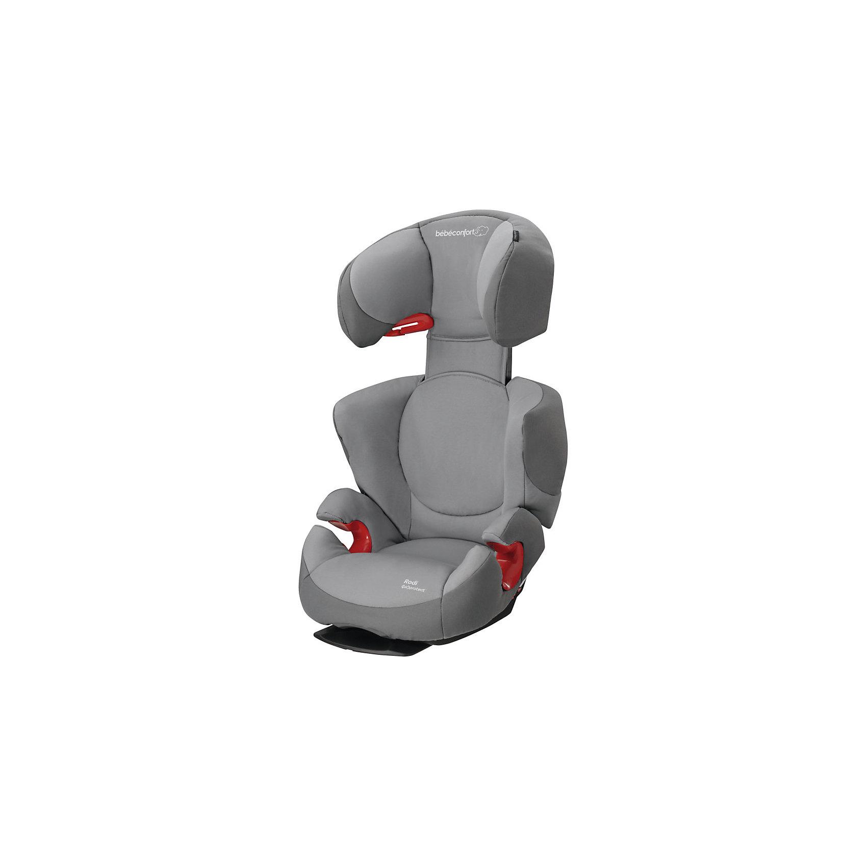 Автокресло Rodi Air, 15-36 кг., Maxi Cosi, Concrete GreyАвтокресло Rodi Air прекрасно подходит для путешествий с уже подросшими детьми. Кресло монтируется в автомобиле при помощи ремней безопасности. Уникальная технология AirProtect смягчает действие удара, защищая голову и шею ребенка. Кресло имеет удобный подголовник, регулируемый в 8 положениях и 2 режима наклона спинки для приятных и комфортных путешествий. Воздушная подушка, встроенная в подголовник, делает эту модель еще более комфортной и безопасной.Чехол выполнен из стойкого к загрязнениям, прочного и приятного на ощупь материала, быстро и удобно снимается, его можно стирать в режиме деликатной стирки.<br><br>Дополнительная информация:<br><br>- Материал: текстиль, пластик, металл.<br>- Размер: 68 x 47 x 42 см.<br>- Крепления: ремнем автомобиля.<br>- Ребенок пристегивается автомобильным ремнем.<br>- Ремень безопасности удерживается практичными крючками.<br>- Вес: 4,9 кг.<br>- Технология AirProtect.<br>- Дополнительная защита от боковых ударов.<br>- Соответствует требованиям ECE-R44/04<br>- Группа 2/3 (15-36 кг; от 3,5 до 12 лет).<br>- Устанавливается по ходу движения.<br>- Регулировка наклона спинки (в 2 положениях).<br>- Регулируемый подголовник (в 8 положениях)<br>- Съемные чехлы (можно стирать в деликатном режиме).<br><br>Автокресло Rodi Air (Роди Эйр), 15-36 кг., Maxi Cosi (Макси Кози), Concrete Grey, можно купить в нашем магазине.<br><br>Ширина мм: 490<br>Глубина мм: 635<br>Высота мм: 510<br>Вес г: 4900<br>Возраст от месяцев: 42<br>Возраст до месяцев: 144<br>Пол: Унисекс<br>Возраст: Детский<br>SKU: 4812094