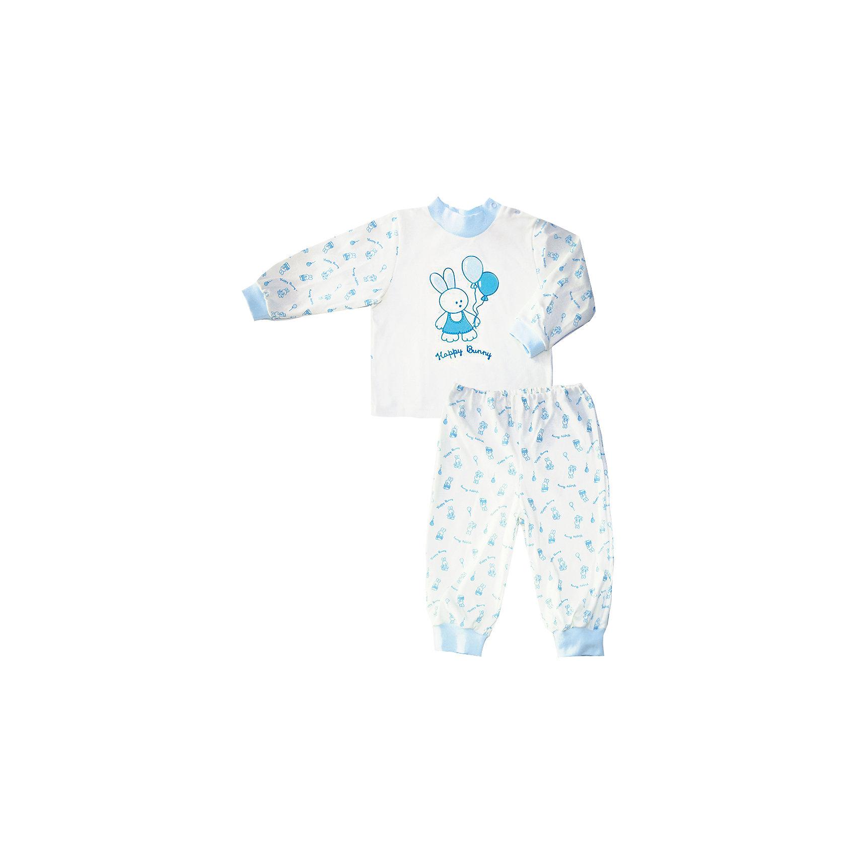 Пижама для мальчика КотМарКот от myToys