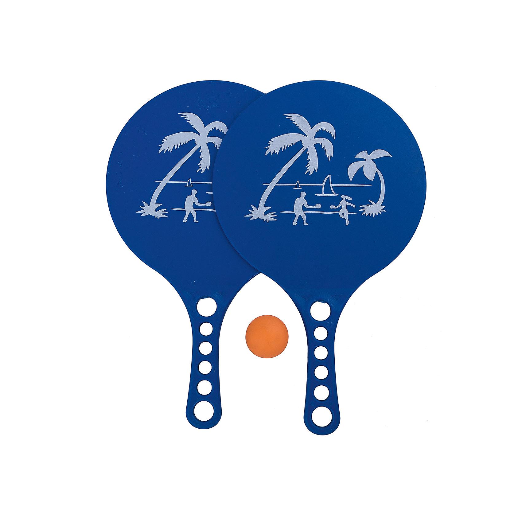 Набор для игры в пляжный пинг-понгНабор для игры в пляжный пинг-понг 41339 (36.5*21.5см,  2 ракетки, мячик (полипропилен) / 36.5*21.5 арт.41339<br><br>Ширина мм: 40<br>Глубина мм: 200<br>Высота мм: 370<br>Вес г: 362<br>Возраст от месяцев: 60<br>Возраст до месяцев: 2147483647<br>Пол: Унисекс<br>Возраст: Детский<br>SKU: 4819489