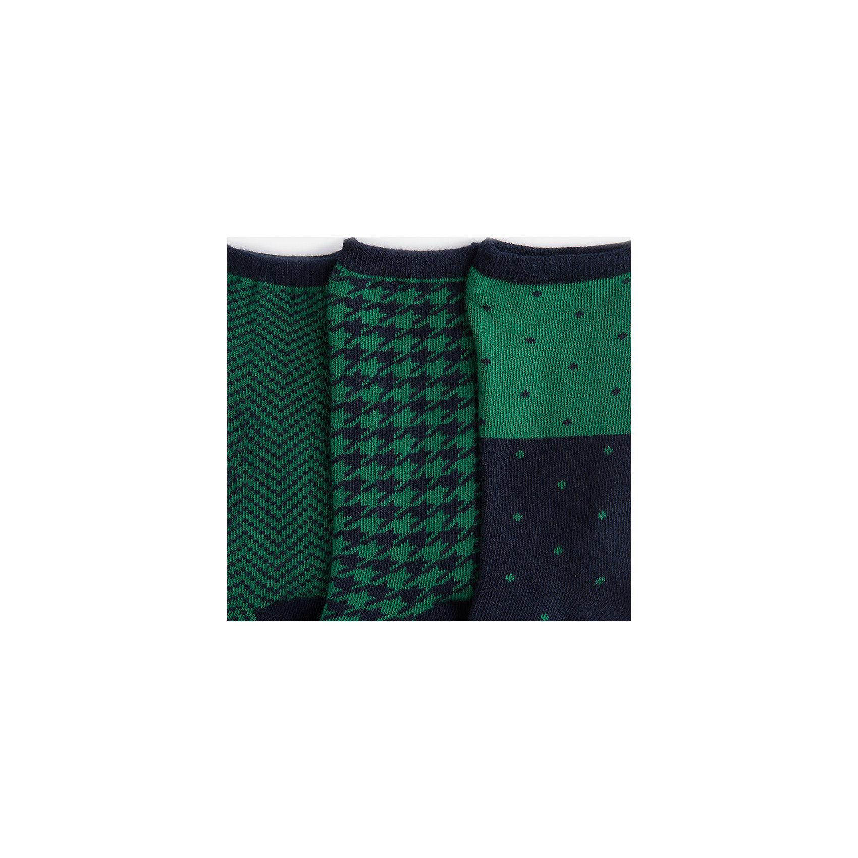 Носки для мальчика, 3 пары от myToys