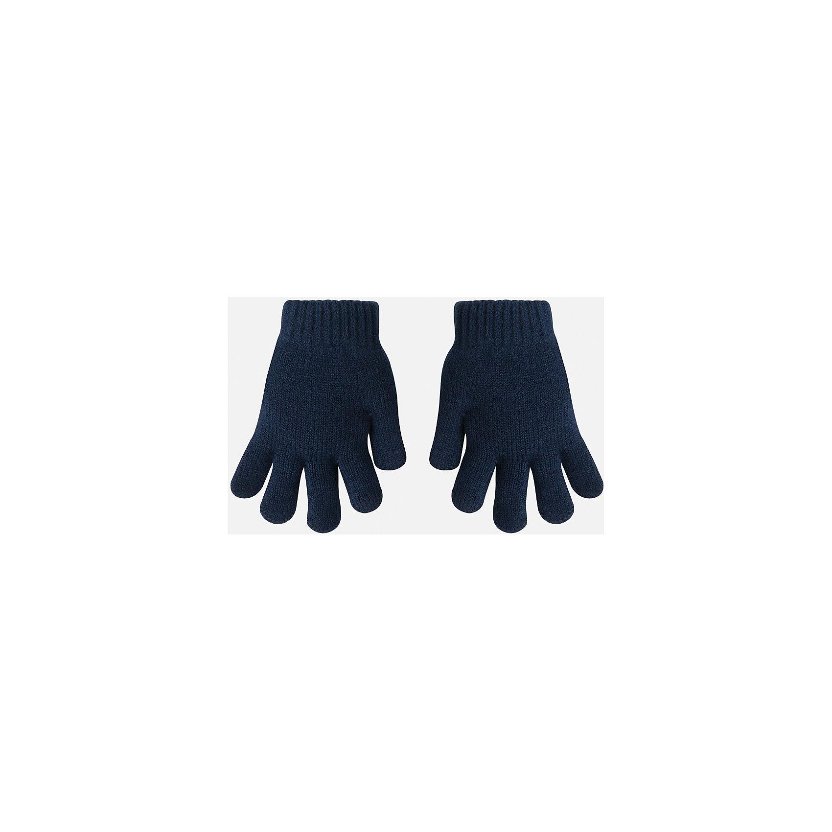 Перчатки для мальчика MayoralПерчатки для мальчика от известного испанского бренда Mayoral. В состав перчаток входит акрил, обладающий гипоаллергенностью и способный сохранять тепло. В таких перчатках ребенку несомненно будет тепло и комфортно!<br>Дополнительная информация:<br>-цвет: синий<br>-состав: 55% хлопок, 45% акрил<br>Перчатки Mayoral вы можете приобрести в нашем интернет-магазине.<br><br>Ширина мм: 162<br>Глубина мм: 171<br>Высота мм: 55<br>Вес г: 119<br>Цвет: синий<br>Возраст от месяцев: 60<br>Возраст до месяцев: 72<br>Пол: Мужской<br>Возраст: Детский<br>Размер: 6,14,10<br>SKU: 4820161