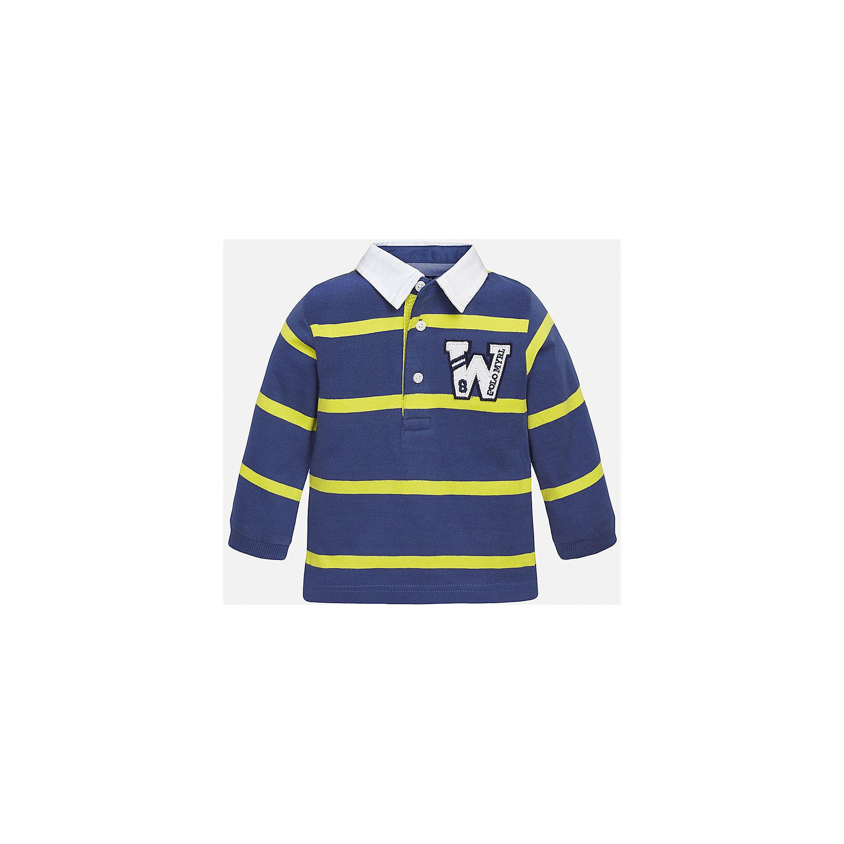 Mayoral Рубашка-поло для мальчика Mayoral виброплатформы для похудения в алматы в интернет магазине