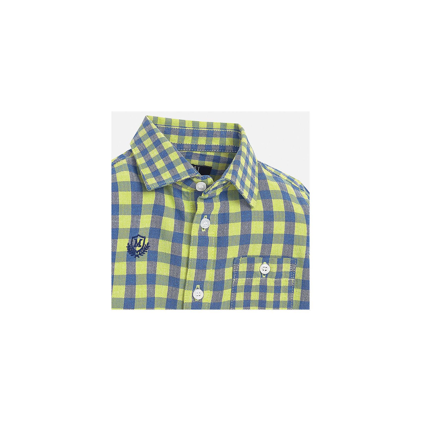 Рубашка для мальчика Mayoral от myToys