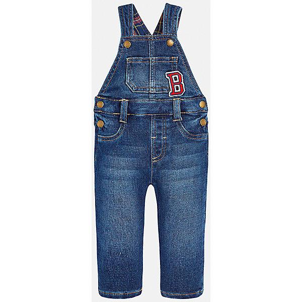 Комбинезон джинсовый для мальчика Mayoral