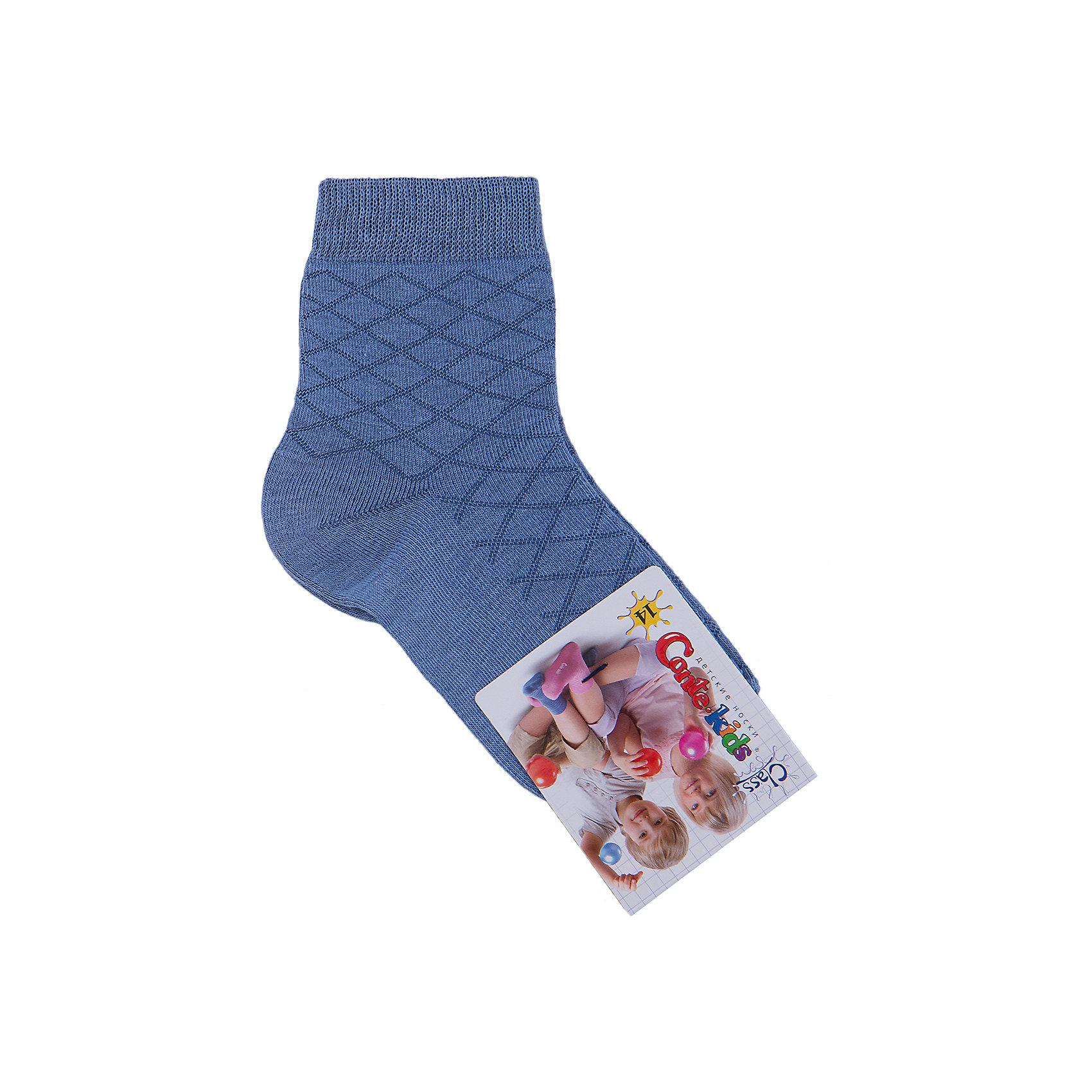 Носки  Conte-kidsДетские носки известной марки Conte-kids.<br>- Мягкие,  эластичные,  удобные и практичные.<br>- От белорусского производителя. <br>- Для девочек и мальчиков. <br><br>Состав: 50% - хлопок, 47,2% - полиамид, 2,8% - эластан.<br><br>Ширина мм: 87<br>Глубина мм: 10<br>Высота мм: 105<br>Вес г: 115<br>Цвет: голубой<br>Возраст от месяцев: 36<br>Возраст до месяцев: 48<br>Пол: Унисекс<br>Возраст: Детский<br>Размер: 14<br>SKU: 4823955