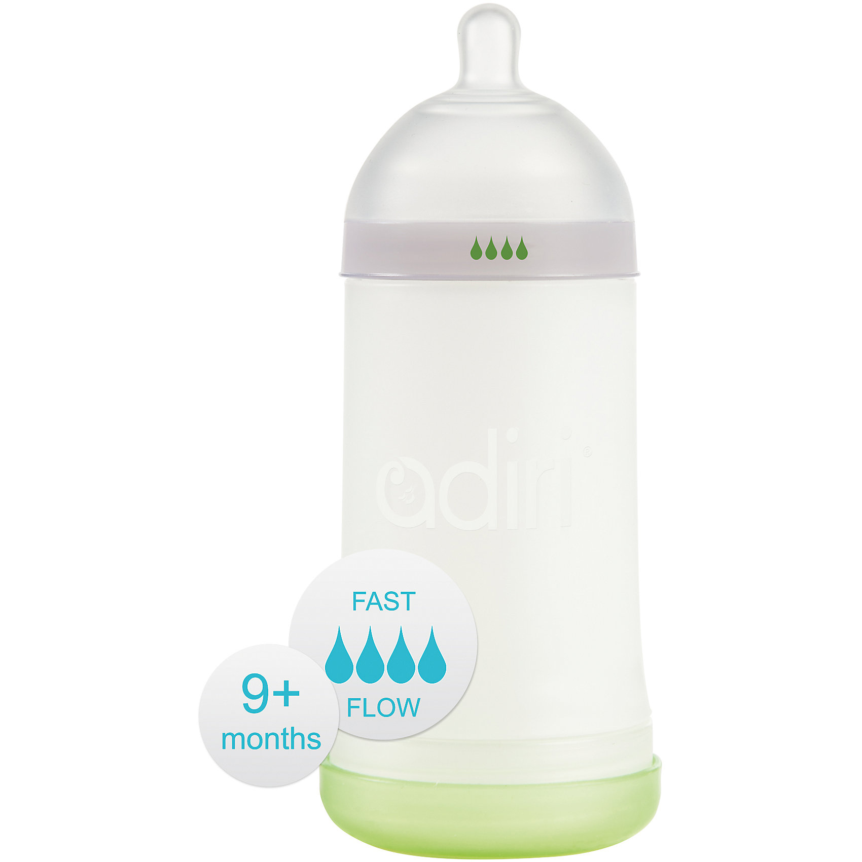 бутылочка-nxgen-3-nurser-от-9-мес-281-мл-adiri-white