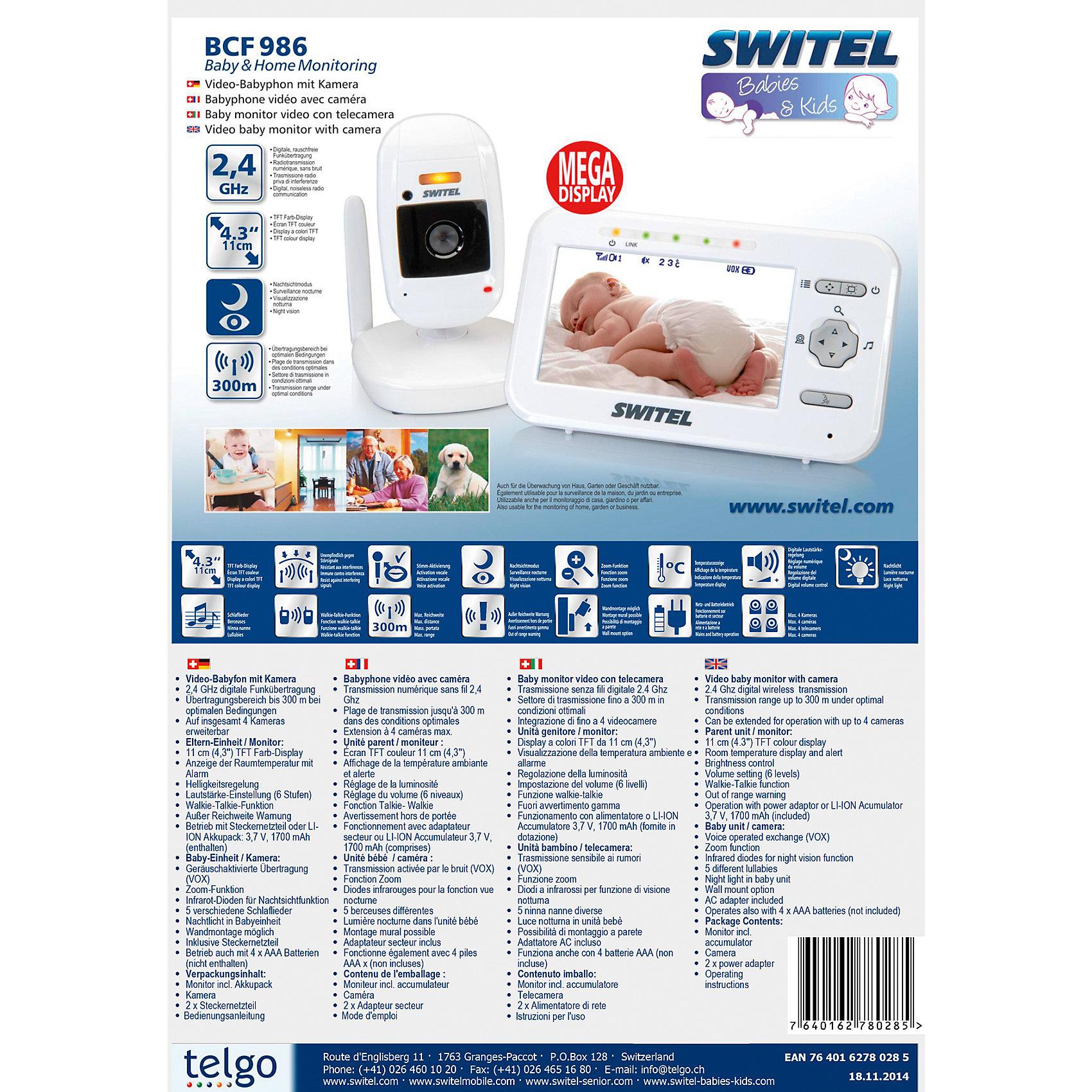 ��������� BCF986 Duo, Switel (SWITEL)