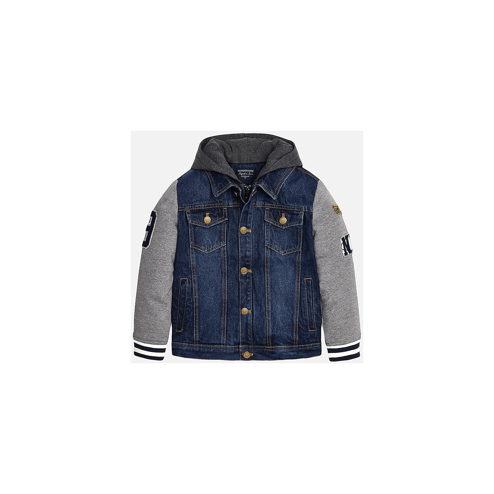 Mayoral Куртка для мальчика Mayoral trybeyond куртка для мальчика 999 97499 00 94z серый trybeyond