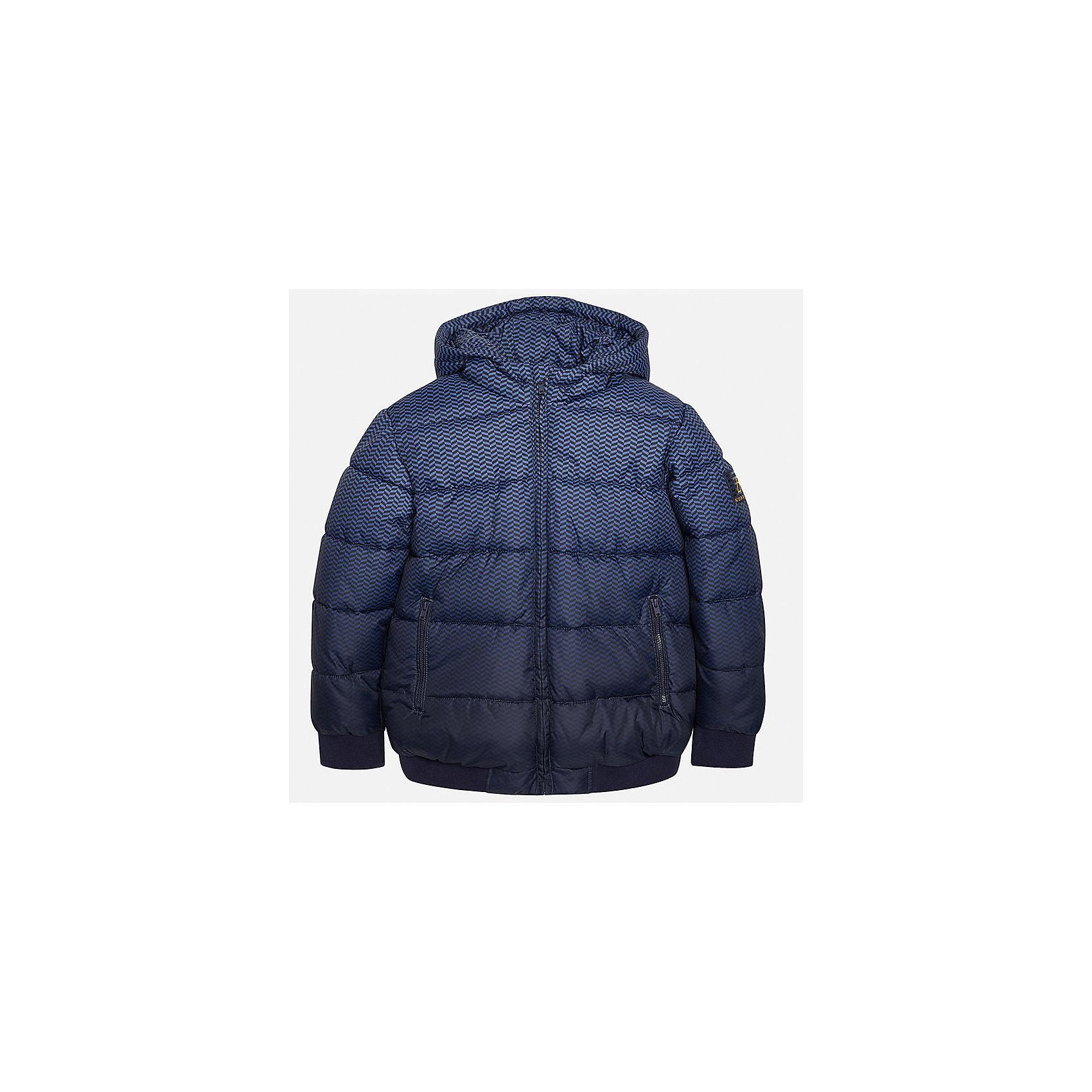 Mayoral Куртка для мальчика Mayoral куртка для мальчика byb1034 синий y clu
