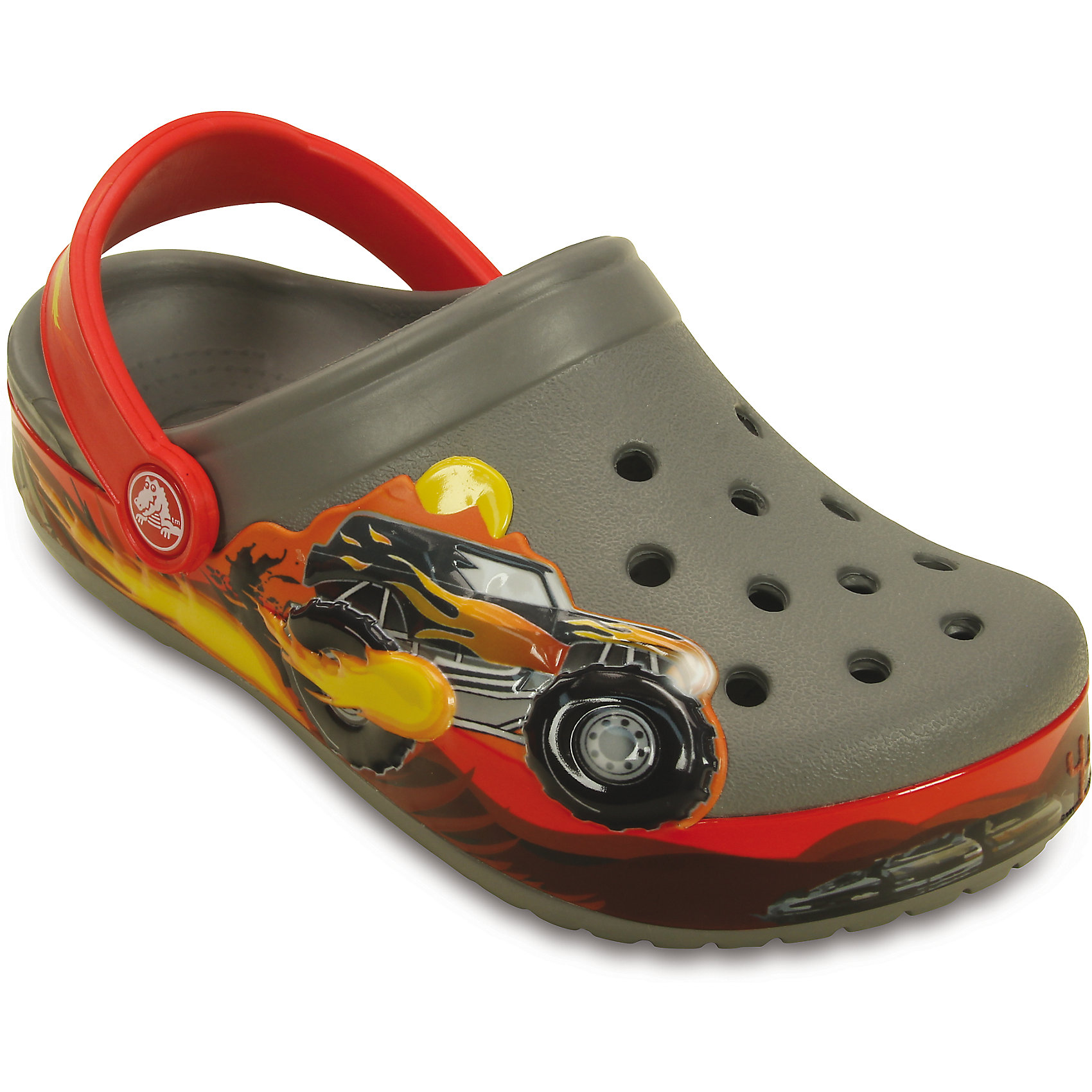 Сабо Crocband Monster Truck Clog K Crocs
