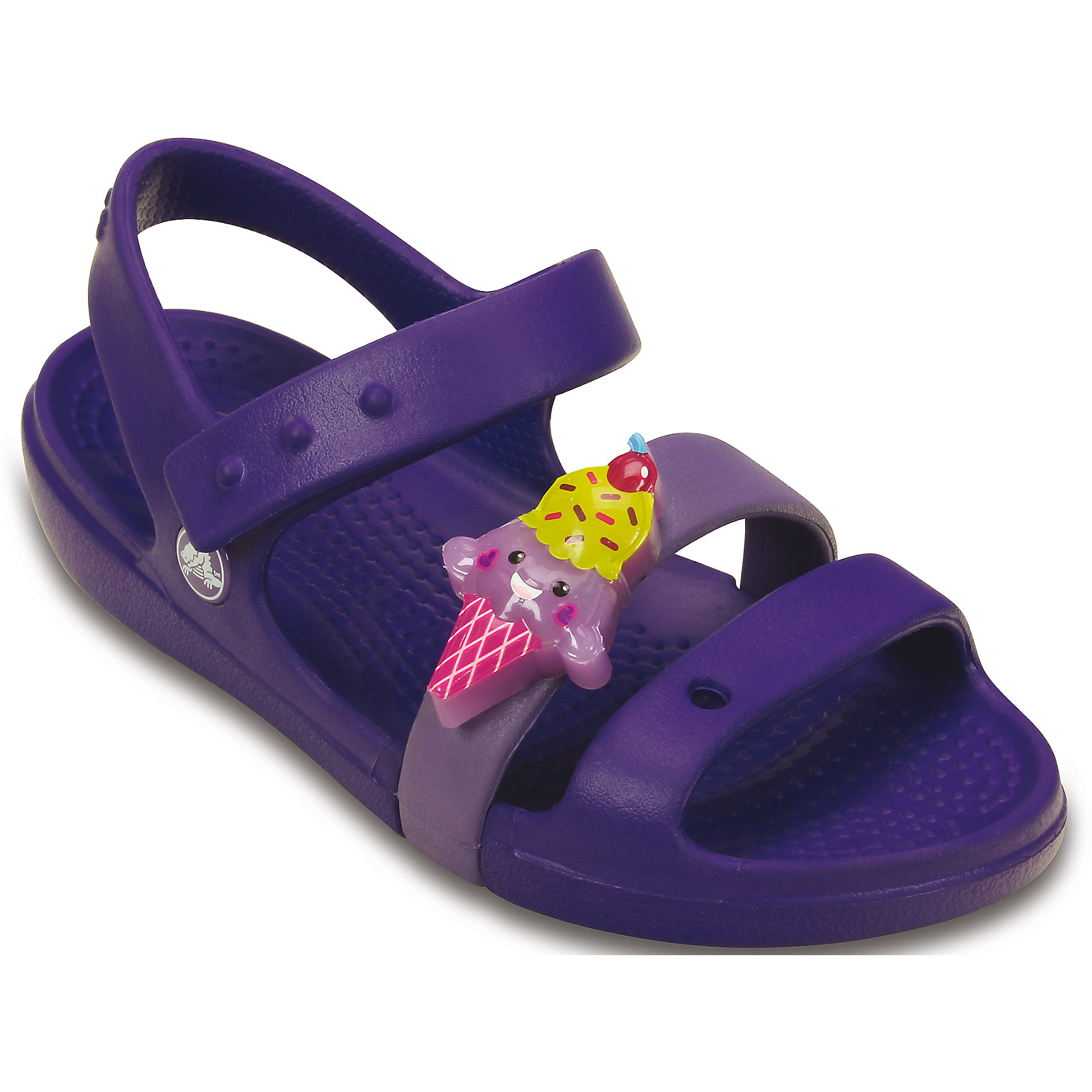 crocs Сандалии Keeley Sweets LED Sandal K Crocs купить crocs в америке с доставкой в россию