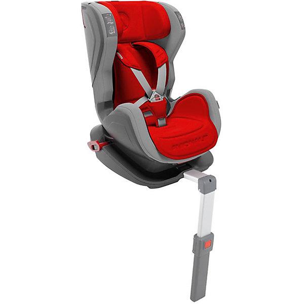 Автокресло Avionaut GLIDER isofix 9-25 кг, красный/серыйАвтокресла с креплением Isofix<br>Характеристики товара:<br><br>• группа автокресла: 1-2;<br>• возраст: от 9 месяцев до 6 лет;<br>• вес ребенка: 9-25 кг;<br>• материал: пластик, полиэстер;<br>• 5-ти точечные ремни безопасности;<br>• регулировка высоты подголовника;<br>• регулировка наклона спинки;<br>• установка автокресла: по ходу движения;<br>• способ крепления: Isofix;<br>• размер автокресла: 66х44х53 см;<br>• вес автокресла: 12,5 кг;<br>• размер упаковки: 47х69х69 см;<br>• вес упаковки: 13,5 кг;<br>• страна производитель: Польша.<br><br>Автокресло Avionaut Glider Isofix красное/серое обеспечивает надежную защиту малыша при перевозке в автомобиле. Оно устанавливается на пассажирском сидении при помощи креплений Isofix с дополнительным упором в пол, который обеспечивает хорошую устойчивость при толчках, резком торможении, столкновении. Каркас выполнен из ударопрочного пластика.<br><br>Усиленные боковины с наполнителем поглощают основной удар при столкновении, защищая ребенка от травм. Подголовник выполнен из особого материала: вспененного полипропилена, который защищает хрупкую шею и голову ребенка. Подголовник можно отрегулировать по высоте по мере роста малыша.<br><br>Комфортную поездку обеспечивают мягкий вкладыш и регулируемая спинка. Съемный чехол выполнен из мягкого воздухопроницаемого материала. На спинке имеется кармашек для хранения мелочей или инструкции по эксплуатации.<br><br>Автокресло Avionaut Glider Isofix красное/серое можно приобрести в нашем интернет-магазине.<br>Ширина мм: 440; Глубина мм: 660; Высота мм: 530; Вес г: 12500; Возраст от месяцев: 12; Возраст до месяцев: 84; Пол: Унисекс; Возраст: Детский; SKU: 4828296;