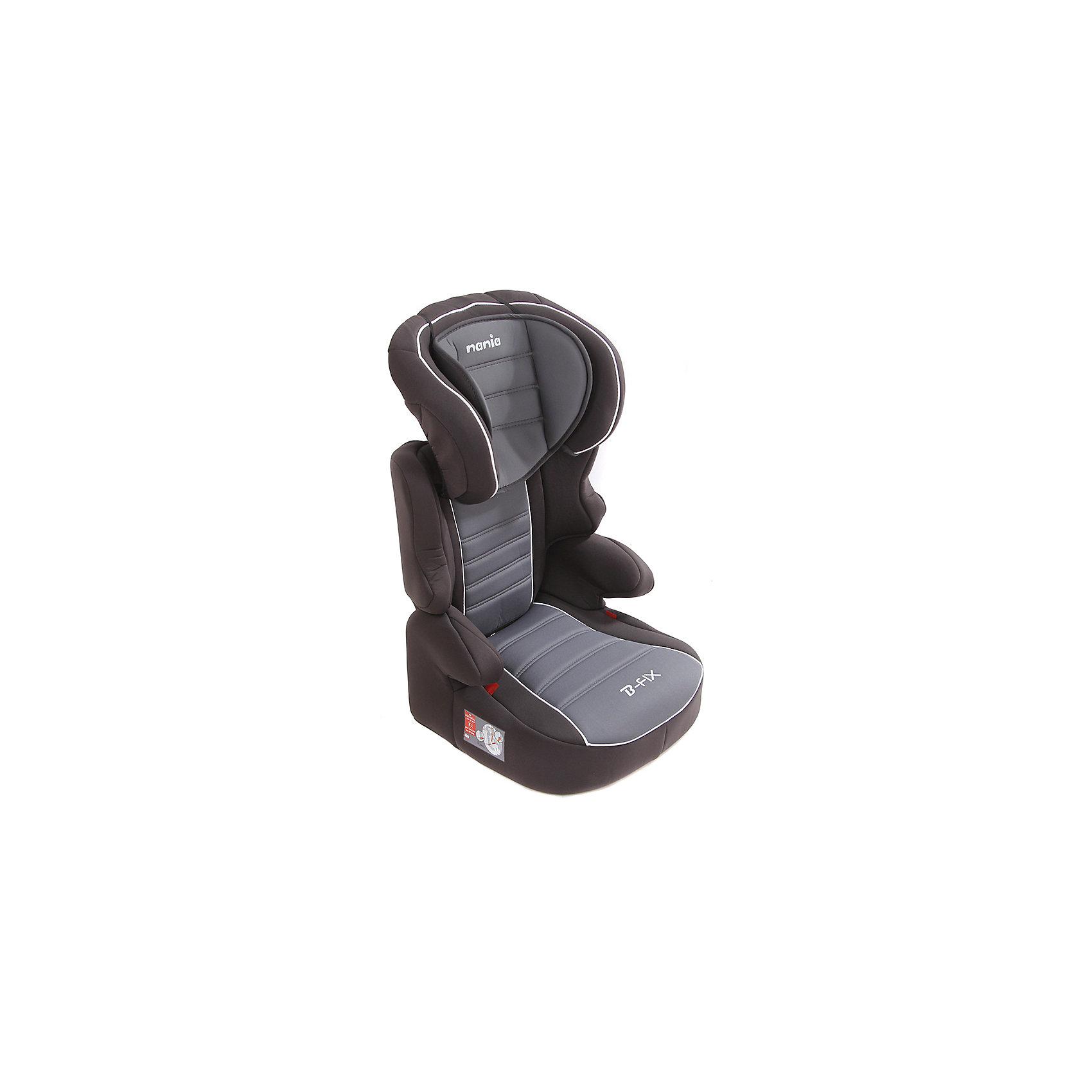 Автокресло BEFIX SP LX 18-36 кг, AGORA STORM MAMAX2, NaniaАвтокресло состоит из двух частей: съемная спинка и сиденье. Спинка включает в себя 6 регулируемых позиций подголовника. <br> Кресло было специально разработано согласно самым жестким требованиям безопасности ребенка, а также учитывая ортопедические требования: мягкая приятная на ощупь обивка и анатомичная форма. Ваш малыш будет чувствовать себя комфортно даже в поездках на самые дальние расстояния.<br><br>Характеристики:<br>- Группа: 2-3 (от 15 до 36 кг).<br>- Состоит из двух частей: съемная спинка и сиденье. <br>- Спинка включает в себя регулируемый подголовник (существует шесть позиций высоты подголовника).<br>- Автокресло было разработано согласно самым жестким требованиям безопасности, а также учитывая ортопедические факторы: мягкая приятная на ощупь обивка и анатомическая форма.<br>- Широкие мягкие подголовник, спинка и подлокотники обеспечат дополнительный комфорт и безопасность маленького пассажира даже в случае бокового столкновения.<br>- Высоту подголовника можно регулировать по высоте, кресло растет вместе с Вашим ребенком.<br>- Все тканевые части легко снимаются и стираются.<br><br>Дополнительная информация:<br><br>- Возраст: от 4 до 10 лет.<br>- Материал: пластик, текстиль.<br>- Цвет: серый.   <br>- Размер упаковки: 44х66х53 см.<br>- Вес в упаковке: 4200 кг.<br><br>Купить автокресло BEFIX SP LX 18-36 кг, AGORA STORM MAMAX2 в сером цвете, можно в нашем магазине.<br><br>Ширина мм: 440<br>Глубина мм: 660<br>Высота мм: 530<br>Вес г: 4200<br>Возраст от месяцев: 36<br>Возраст до месяцев: 144<br>Пол: Унисекс<br>Возраст: Детский<br>SKU: 4828304