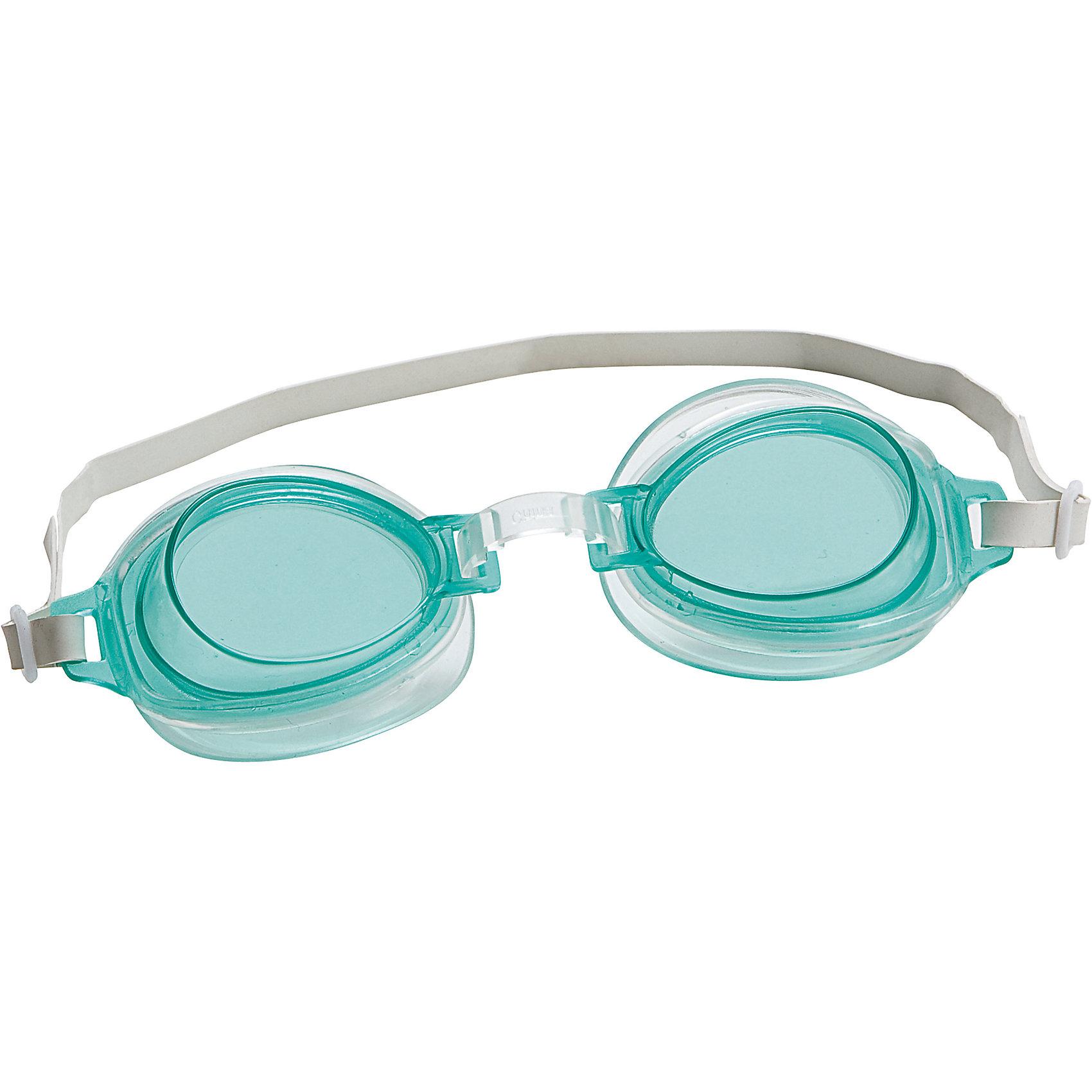 Очки для плавания Bestway High Style, зеленый