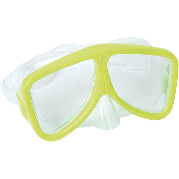 Маска для ныряния Hydrovis для взрослых,  Bestway, зеленый