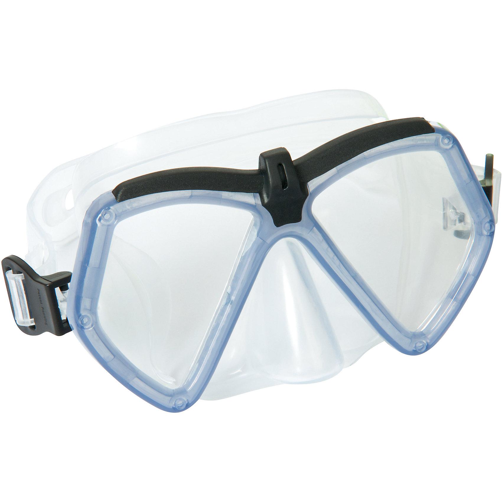 Bestway Детская маска для подводного плавания Море, Bestway, серый аквапалку для плавания в барнауле