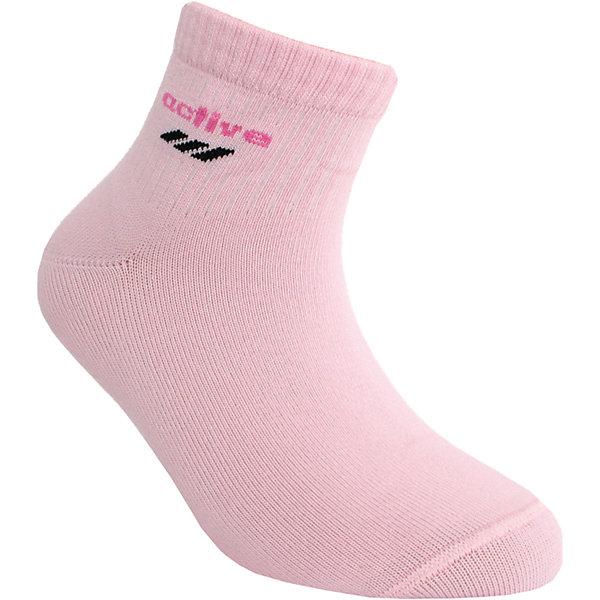 Носки для девочки Conte-kidsНоски<br>Детские носки известной марки Conte-kids.<br>- Мягкие,  эластичные,  удобные и практичные.<br>- От белорусского производителя. <br>- Для девочек и мальчиков. <br><br>Состав: 66%-хлопок, 32%-полиамид, 2%-эластан.<br><br>Ширина мм: 87<br>Глубина мм: 10<br>Высота мм: 105<br>Вес г: 115<br>Цвет: розовый<br>Возраст от месяцев: 84<br>Возраст до месяцев: 108<br>Пол: Женский<br>Возраст: Детский<br>Размер: 20,22<br>SKU: 4830283
