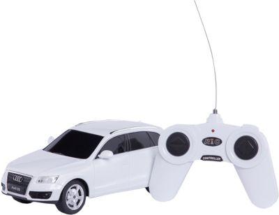 RASTAR Радиоуправляемая машина AUDI Q5 1:24, белая