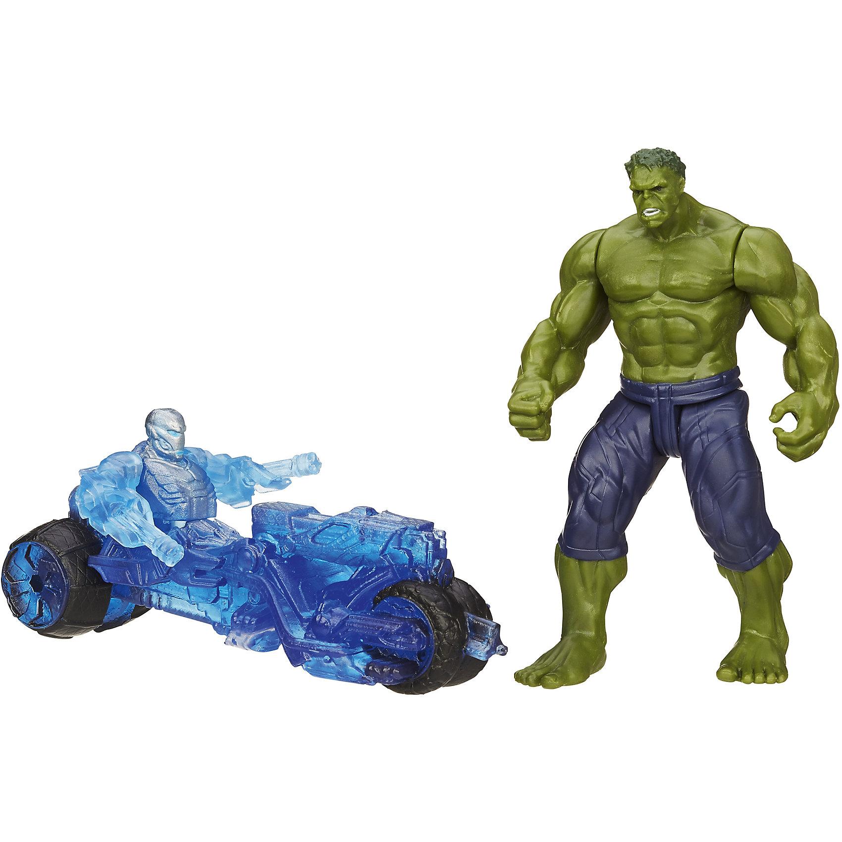 Hasbro Мини-фигурки Мстителей, Marvel Heroes, B0423/B1484