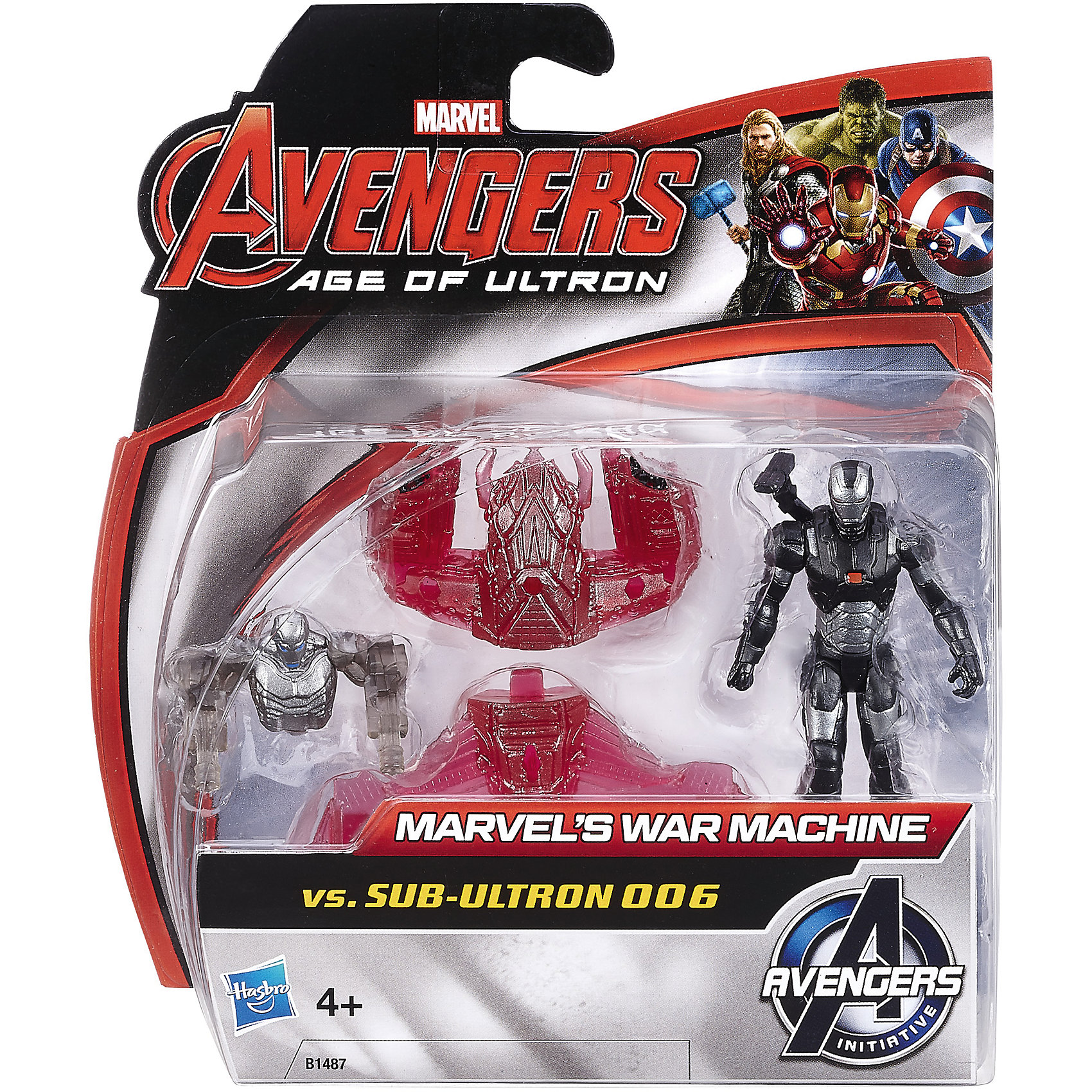 ����-������� ���������, Marvel Heroes, B0423/B1487 (Hasbro)