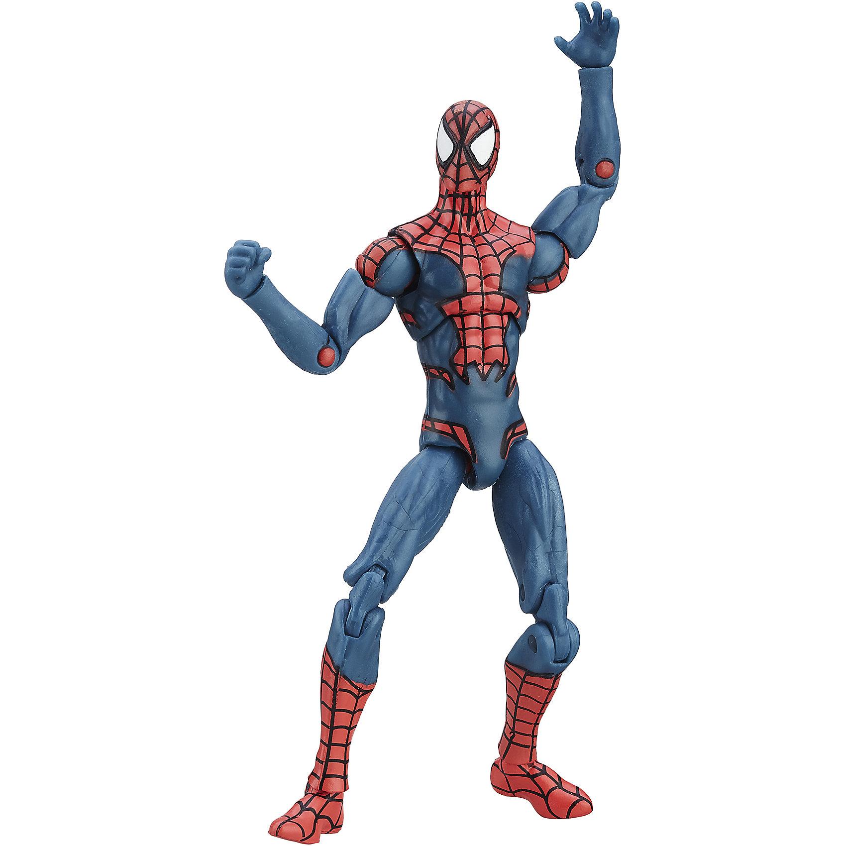 Коллекционная фигурка Мстителей 9,5 см., B6356/B6407Коллекционная фигурка Мстителей, Hasbro, станет приятным сюрпризом для Вашего ребенка, особенно если он является поклонником популярных фильмов о супергероях Мстители. Фигурка героя выполнена с высокой степенью детализации и полностью повторяет своего экранного персонажа. Теперь можно разыгрывать по-настоящему масштабные сражения с любимыми героями. Фигурка изготовлена из высококачественных безопасных для детского здоровья материалов, имеет подвижные части тела. В каждый набор входит только одна фигурка персонажа. Собранные вместе они составят замечательную и оригинальную коллекцию.  Дополнительная информация:  - Материал: пластик. - Размер фигурки: 9,5 см. - Размер упаковки: 12 х 4 х 23 см.  - Вес: 0,15 кг.   Коллекционную фигурку Мстителей 9,5 см., Hasbro, можно купить в нашем интернет-магазине.<br><br>Ширина мм: 229<br>Глубина мм: 51<br>Высота мм: 121<br>Вес г: 1413<br>Возраст от месяцев: 48<br>Возраст до месяцев: 144<br>Пол: Мужской<br>Возраст: Детский<br>SKU: 4833581