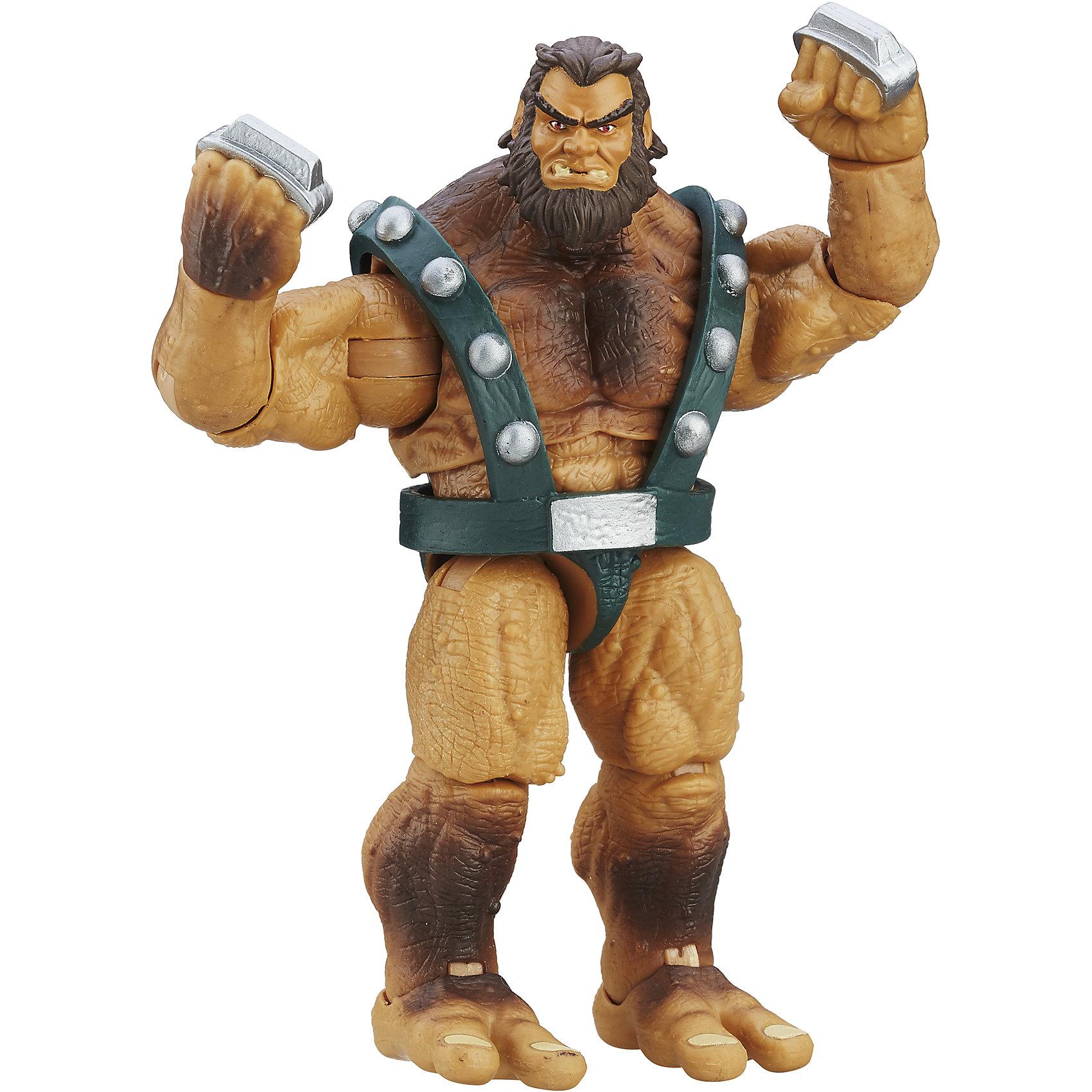 Коллекционная фигурка Мстителей 9,5 см., B6356/B6404Коллекционная фигурка Мстителей, Hasbro, станет приятным сюрпризом для Вашего ребенка, особенно если он является поклонником популярных фильмов о супергероях Мстители. Фигурка героя выполнена с высокой степенью детализации и полностью повторяет своего экранного персонажа. Теперь можно разыгрывать по-настоящему масштабные сражения с любимыми героями. Фигурка изготовлена из высококачественных безопасных для детского здоровья материалов, имеет подвижные части тела. В каждый набор входит только одна фигурка персонажа. Собранные вместе они составят замечательную и оригинальную коллекцию.  Дополнительная информация:  - Материал: пластик. - Размер фигурки: 9,5 см. - Размер упаковки: 12 х 4 х 23 см.  - Вес: 0,15 кг.   Коллекционную фигурку Мстителей 9,5 см., Hasbro, можно купить в нашем интернет-магазине.<br><br>Ширина мм: 229<br>Глубина мм: 51<br>Высота мм: 121<br>Вес г: 1413<br>Возраст от месяцев: 48<br>Возраст до месяцев: 144<br>Пол: Мужской<br>Возраст: Детский<br>SKU: 4833584