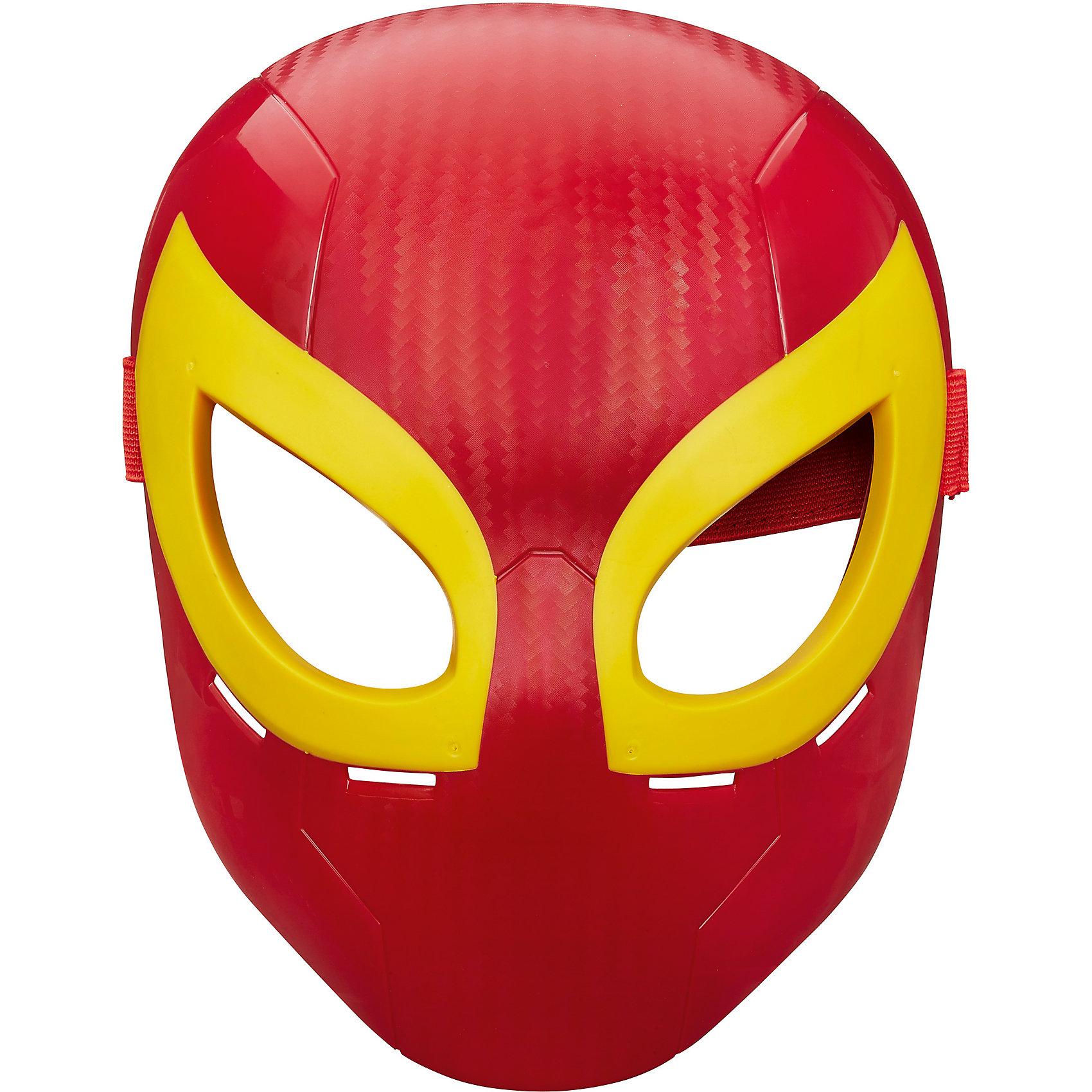 Базовая маска Человека-паука, B0566/B1250В этой крутой маске каждый может почувствовать себя настоящим Человеком Пауком и погрузиться в атмосферу захватывающего мультфильма. Маска выполнена из высококачественного пластика, хорошо держится на лице, имеет универсальный размер.  Дополнительная информация:  - Материал: пластик. - Размер: 18 см х 22 см х 9 см. - Крепится на лице с помощью широкой резинки.  Базовую маску Человека-паука (Spider-Man) можно купить в нашем магазине.<br><br>Ширина мм: 93<br>Глубина мм: 250<br>Высота мм: 196<br>Вес г: 4557<br>Возраст от месяцев: 48<br>Возраст до месяцев: 144<br>Пол: Мужской<br>Возраст: Детский<br>SKU: 4833585