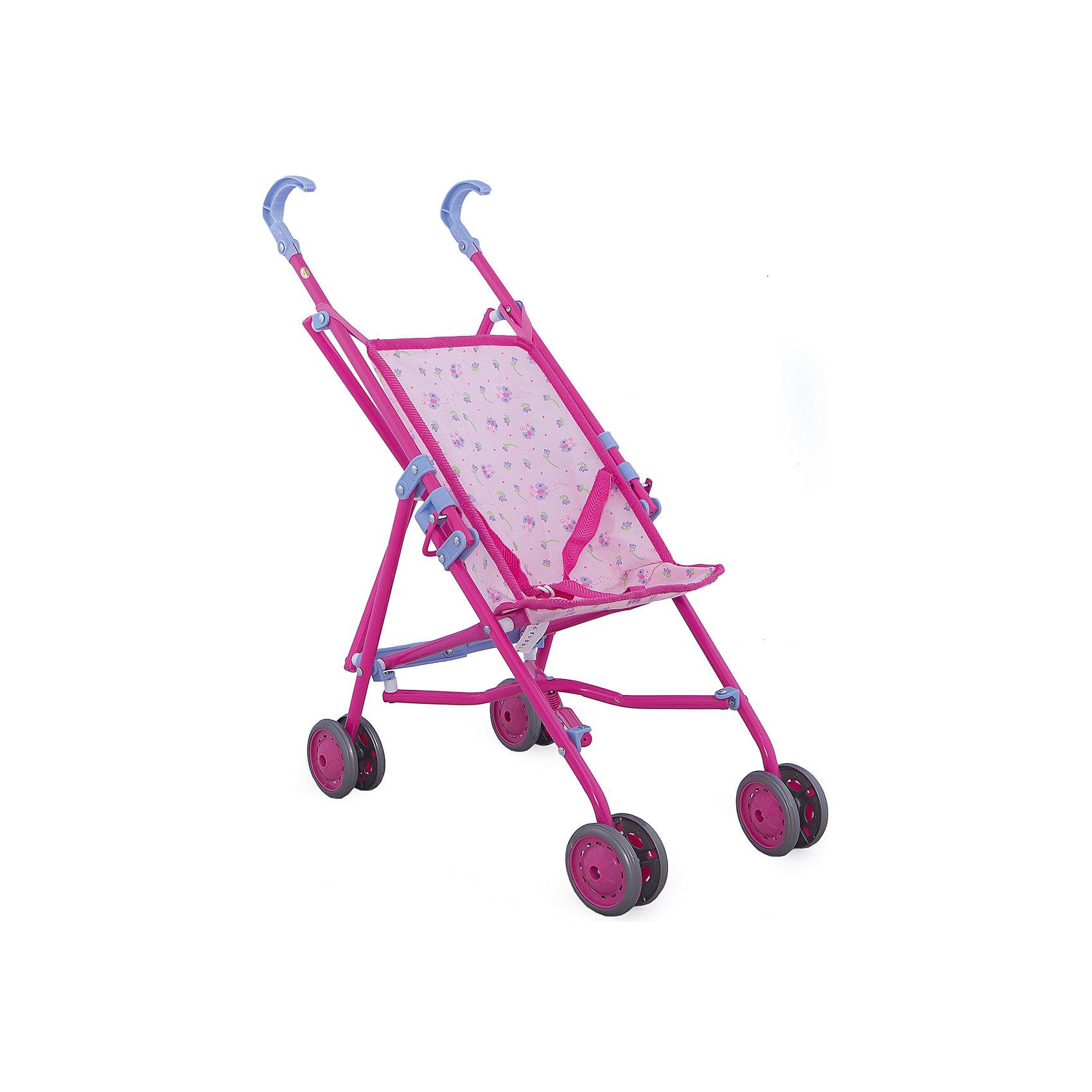 Коляска для куклыОчень удобная и легкая коляска-трость для любимой куклы вашего ребенка. Коляска легко складывается, ее можно брать с собой на прогулку и в поездки. Ребенок с удовольствием будет катать свою куклу в этой коляске.<br><br>Дополнительная информация:<br><br>- Материал: пластмасса, текстиль.<br>- Высота коляски: 60 см.<br>- Размер упаковки: 11,5 х 66 х 9 см.<br>- Вес: 1,200 кг.<br><br>Кукольная коляска является значимым атрибутом сюжетно-ролевых игр в дочки-матери и стимулирует двигательную активность вашего ребенка. <br> <br>Купить коляску можно в нашем магазине.<br><br>Ширина мм: 90<br>Глубина мм: 115<br>Высота мм: 660<br>Вес г: 1200<br>Возраст от месяцев: 36<br>Возраст до месяцев: 1164<br>Пол: Женский<br>Возраст: Детский<br>SKU: 4835079