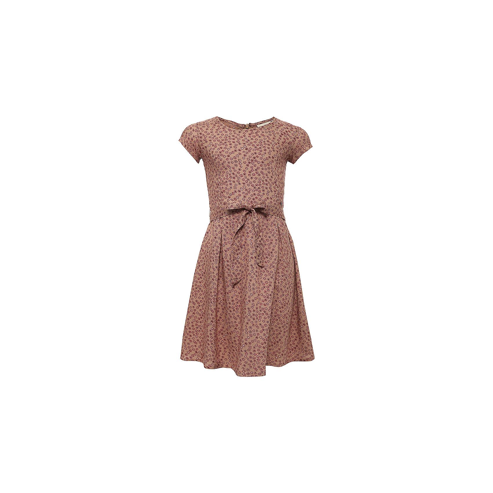 Платье для девочки Finn FlareПлатье для девочки от известного бренда Finn Flare<br>Фактура материала:Текстильный<br>Вид застежки:Молния<br> Длина рукава:Короткие<br> Тип карманов:Без карманов<br>Состав:<br>100% вискоза<br><br>Ширина мм: 236<br>Глубина мм: 16<br>Высота мм: 184<br>Вес г: 177<br>Цвет: коричневый<br>Возраст от месяцев: 48<br>Возраст до месяцев: 60<br>Пол: Женский<br>Возраст: Детский<br>Размер: 110,122<br>SKU: 4835235