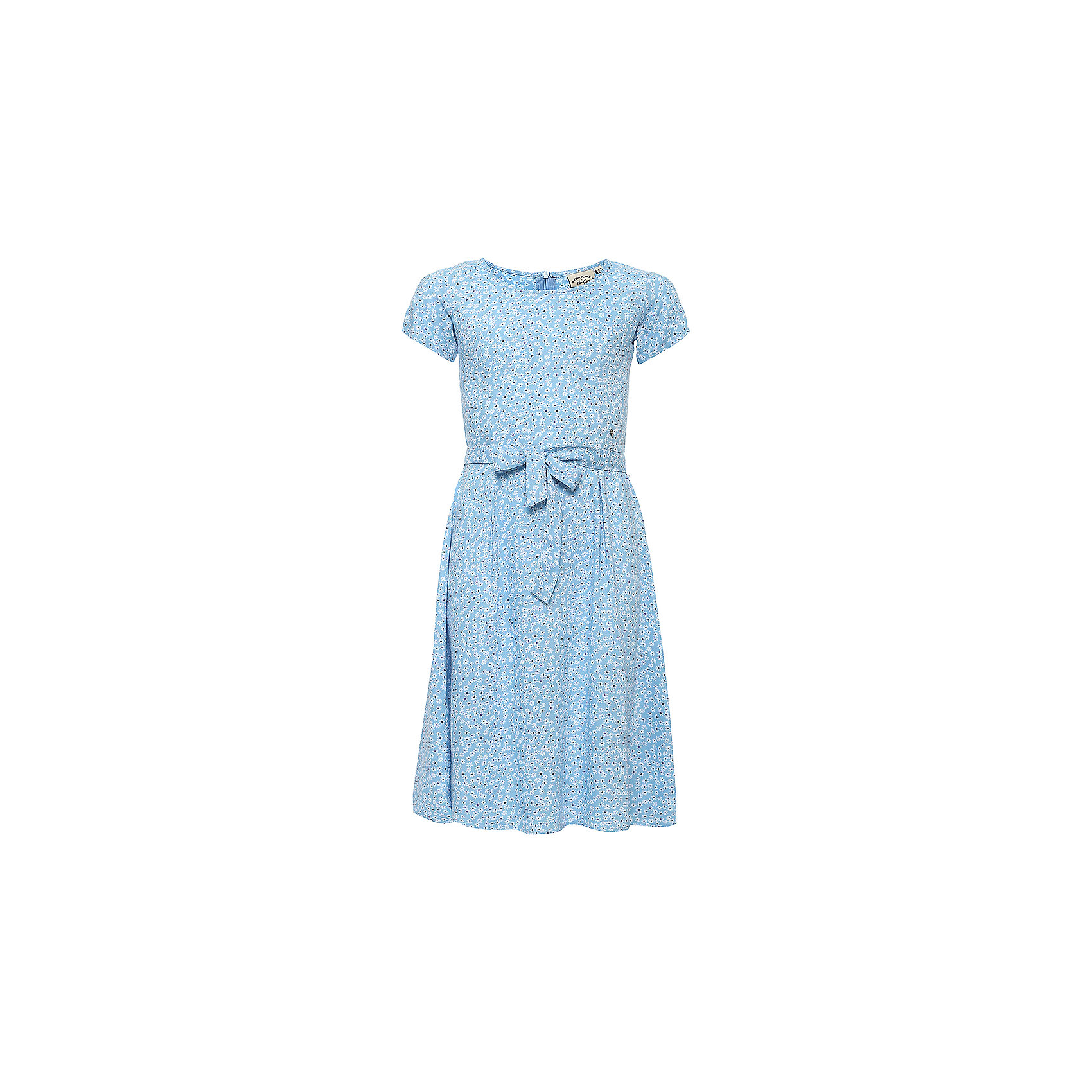 Платье для девочки Finn FlareПлатье для девочки от известного бренда Finn Flare<br>Фактура материала:Текстильный<br>Вид застежки:Молния<br> Длина рукава:Короткие<br> Тип карманов:Без карманов<br>Состав:<br>100% вискоза<br><br>Ширина мм: 236<br>Глубина мм: 16<br>Высота мм: 184<br>Вес г: 177<br>Цвет: голубой<br>Возраст от месяцев: 48<br>Возраст до месяцев: 60<br>Пол: Женский<br>Возраст: Детский<br>Размер: 110,122,134,146,158<br>SKU: 4835241