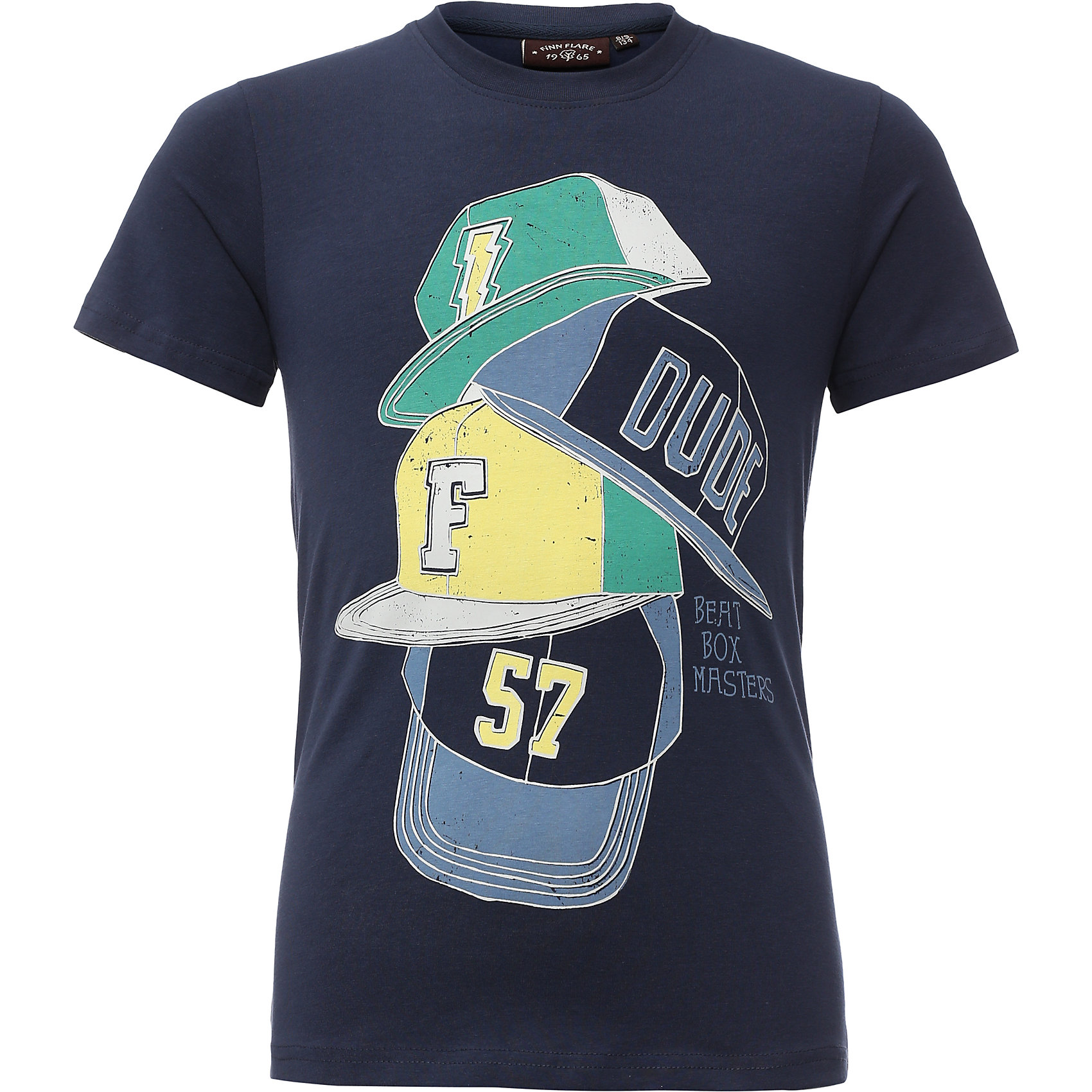 Finn Flare Футболка для мальчика Finn Flare футболка finn flare finn flare fi001emseb47