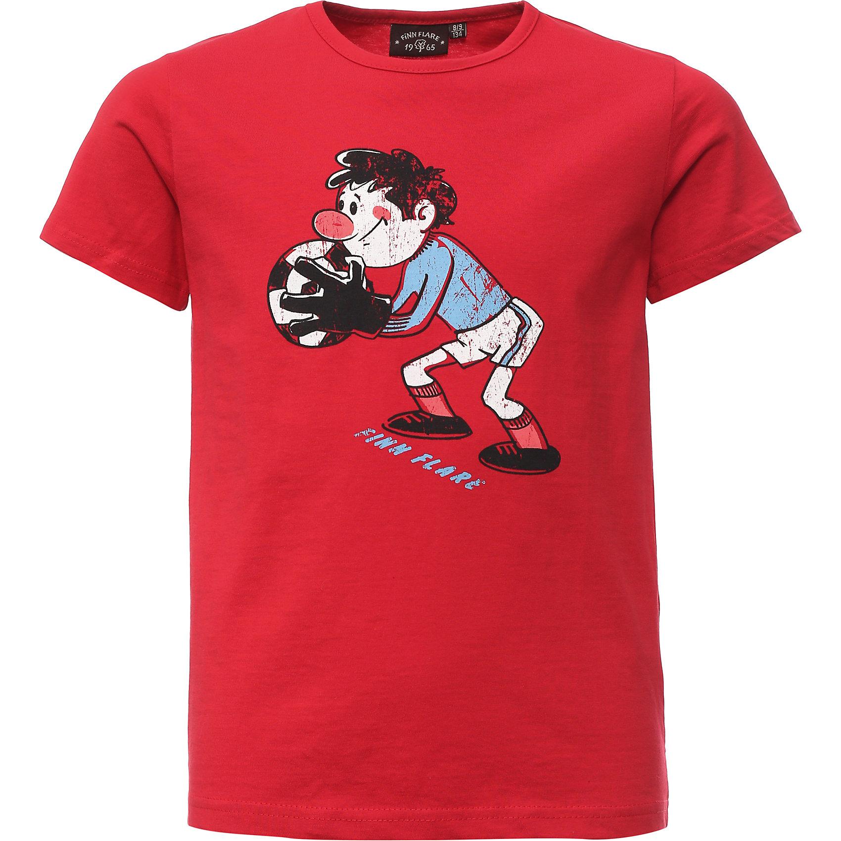 Футболка для мальчика Finn Flare